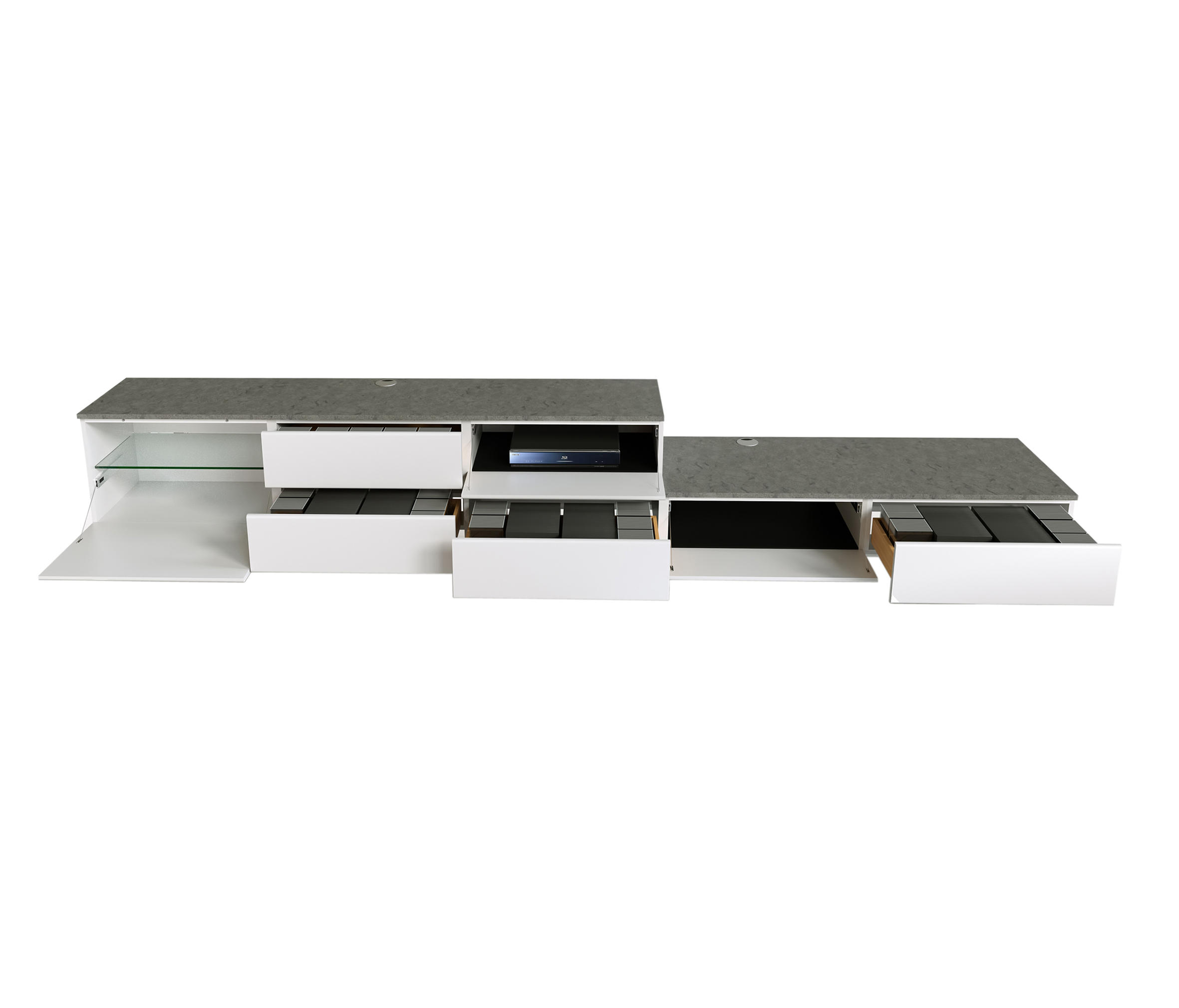 ... Brand Credenza Stone Top By M2L ...