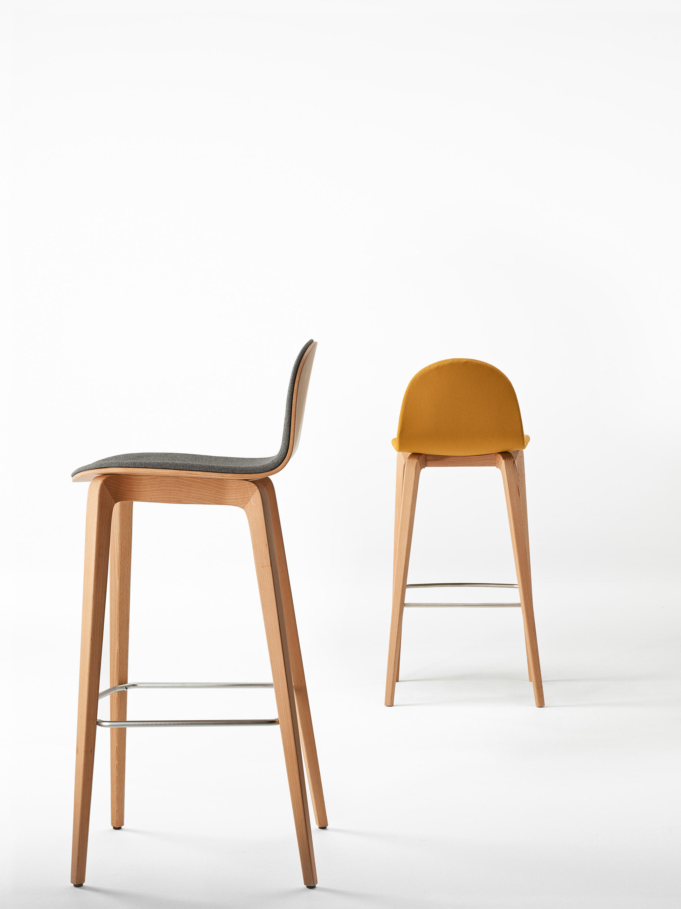 Brilliant Bob Wood Chair Chairs From Ondarreta Architonic Creativecarmelina Interior Chair Design Creativecarmelinacom