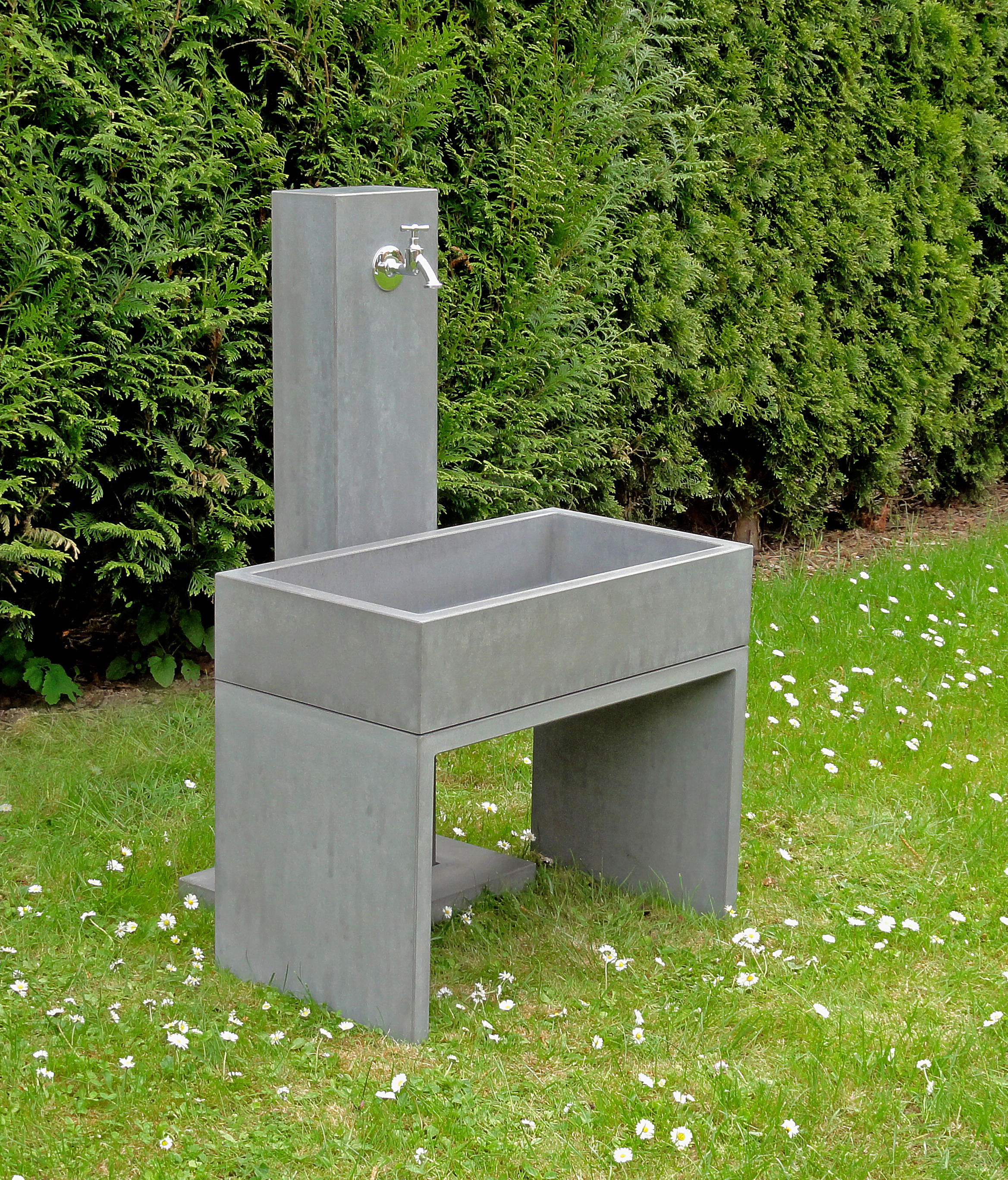 concret water basin - hannover - de oggi beton | architonic