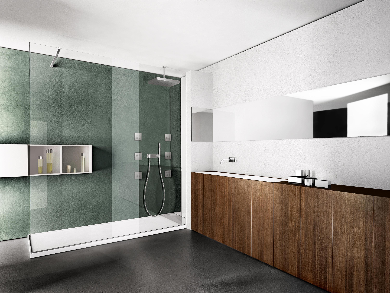 slim shower trays from makro architonic. Black Bedroom Furniture Sets. Home Design Ideas