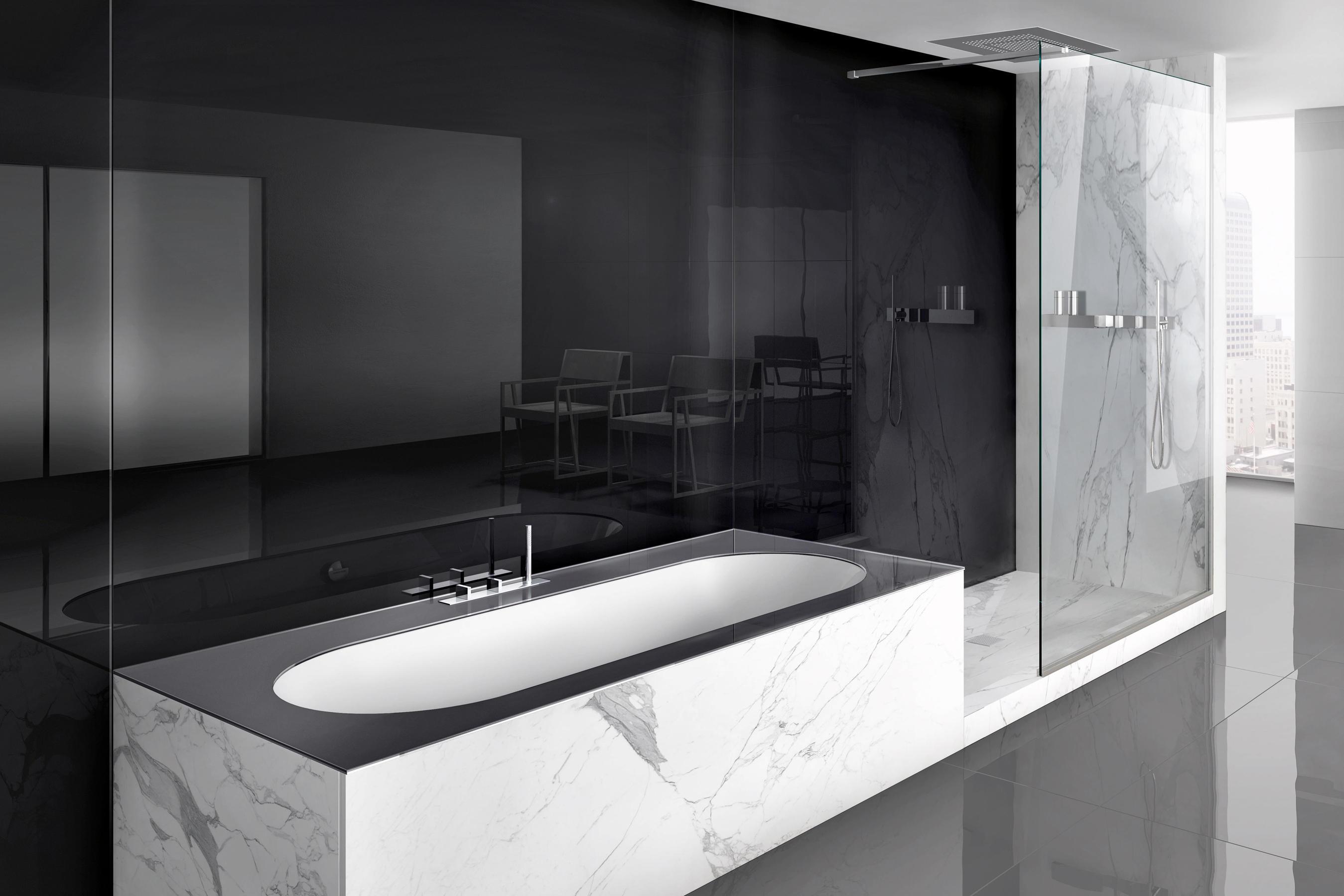 Vasca doccia lineare di makro with vasca doccia - Combinato vasca doccia ...