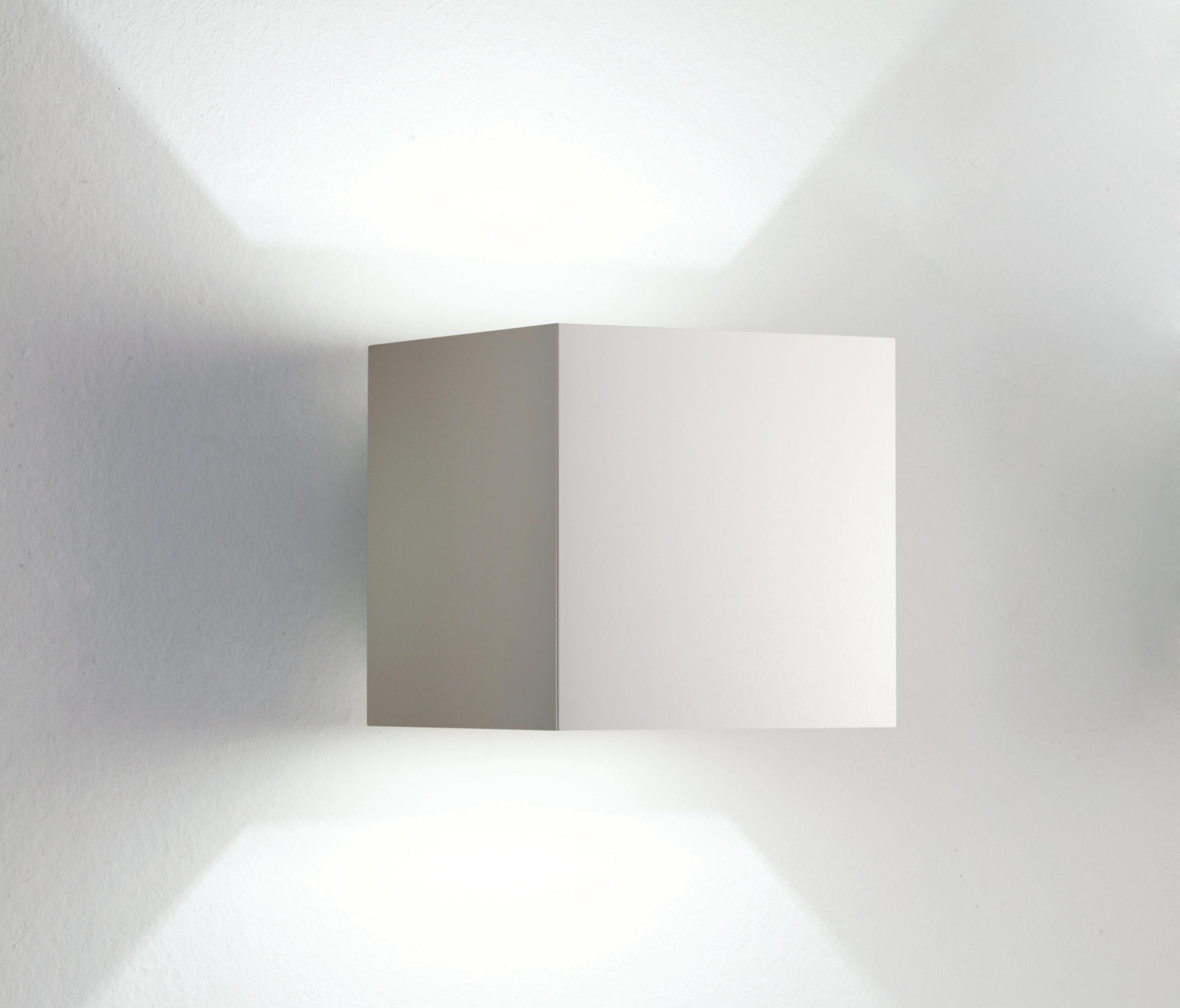 CUBO PARETE - Lampade parete Omikron Design  Architonic