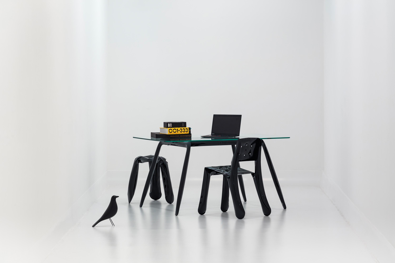 koziol black caballetes de mesa de zieta architonic. Black Bedroom Furniture Sets. Home Design Ideas