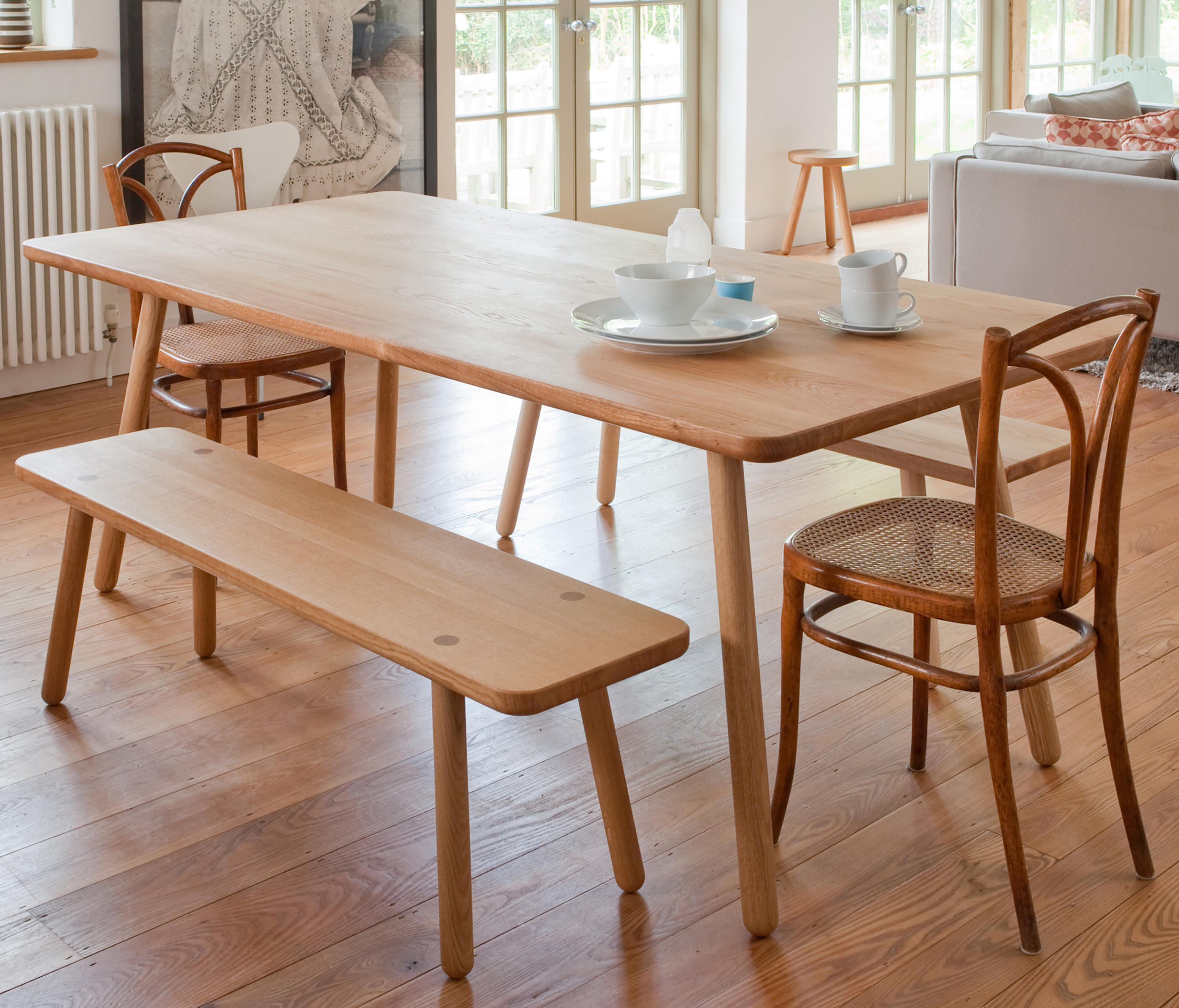 Another Chair Oak Natural By Country