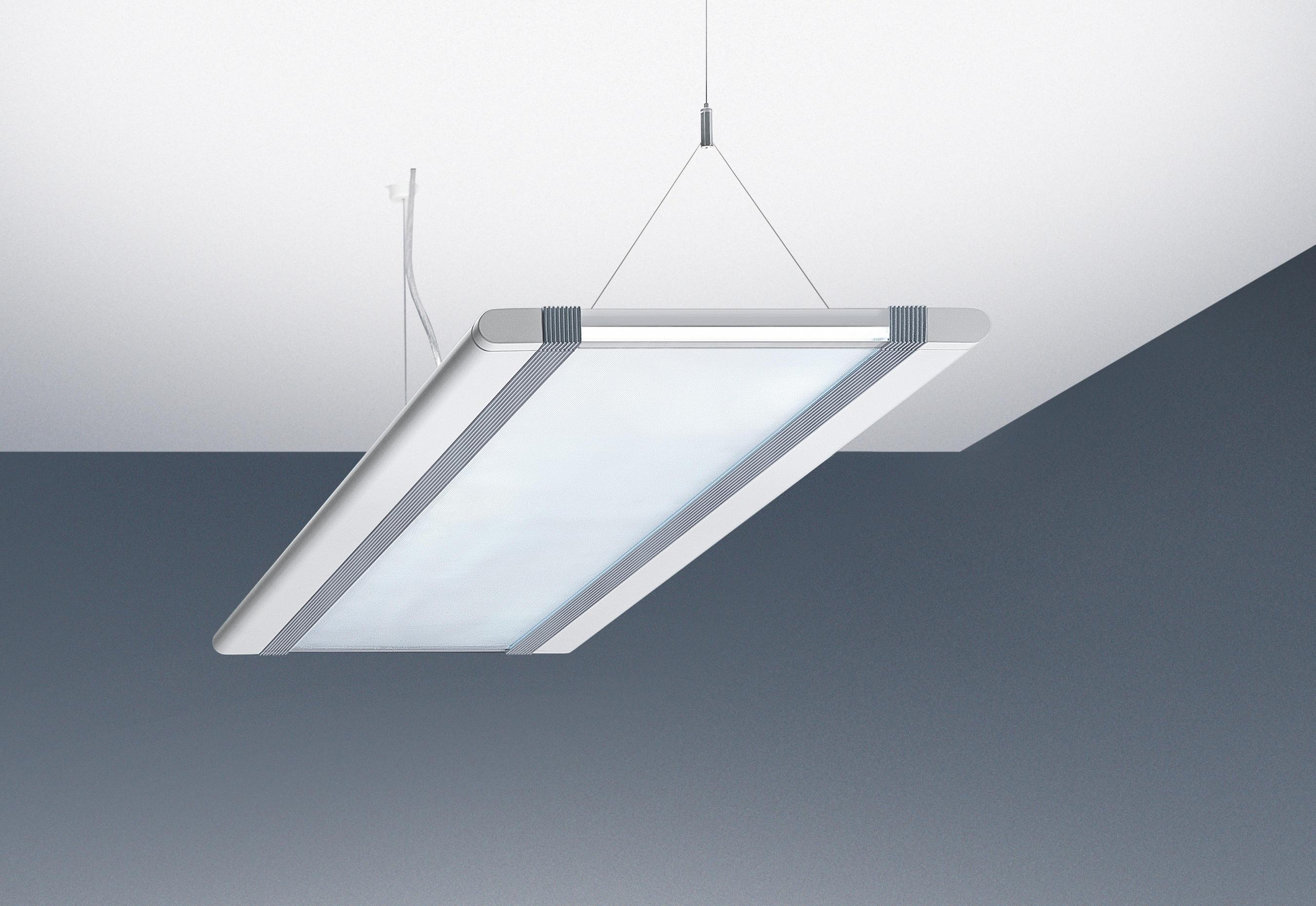 Suspended Lights From Zumtobel Lighting