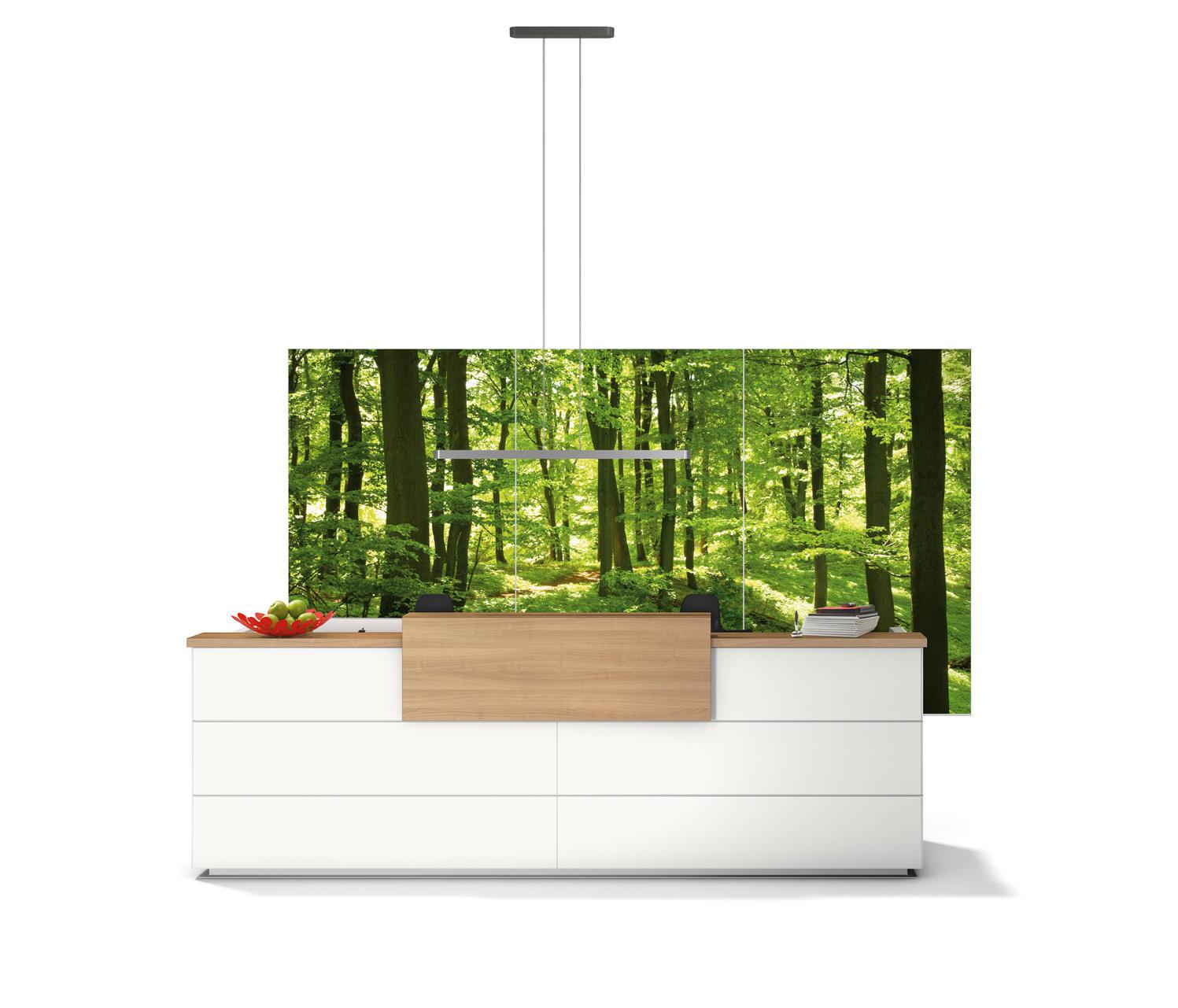 WINEA ID - Reception desks from WINI Büromöbel | Architonic