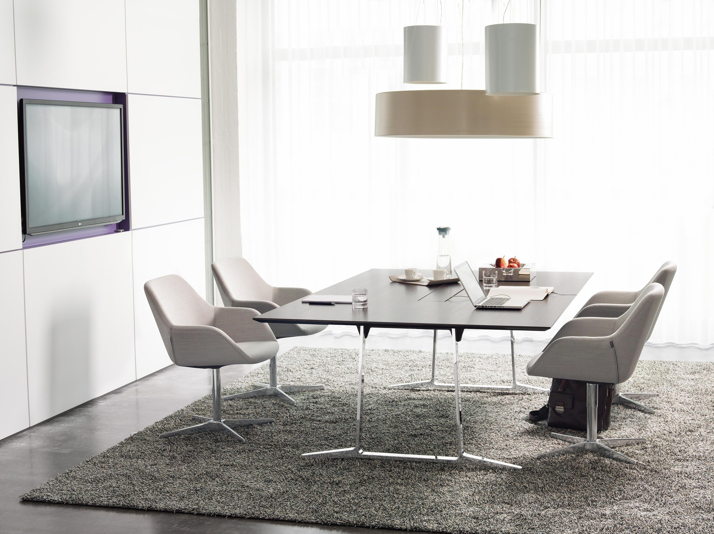pulse konferenz st hle von wiesner hager architonic. Black Bedroom Furniture Sets. Home Design Ideas