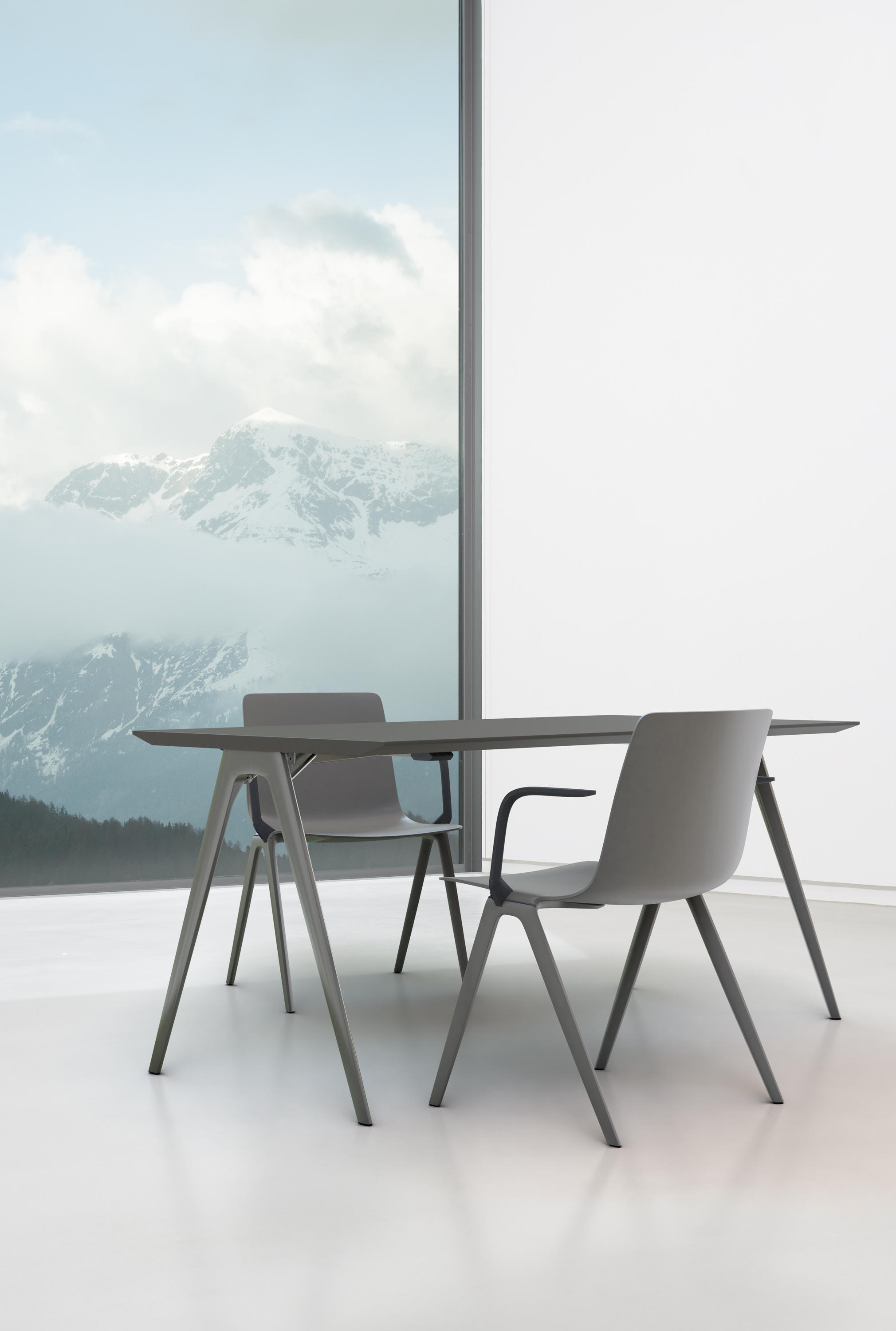 a chair multipurpose chairs from brunner architonic. Black Bedroom Furniture Sets. Home Design Ideas