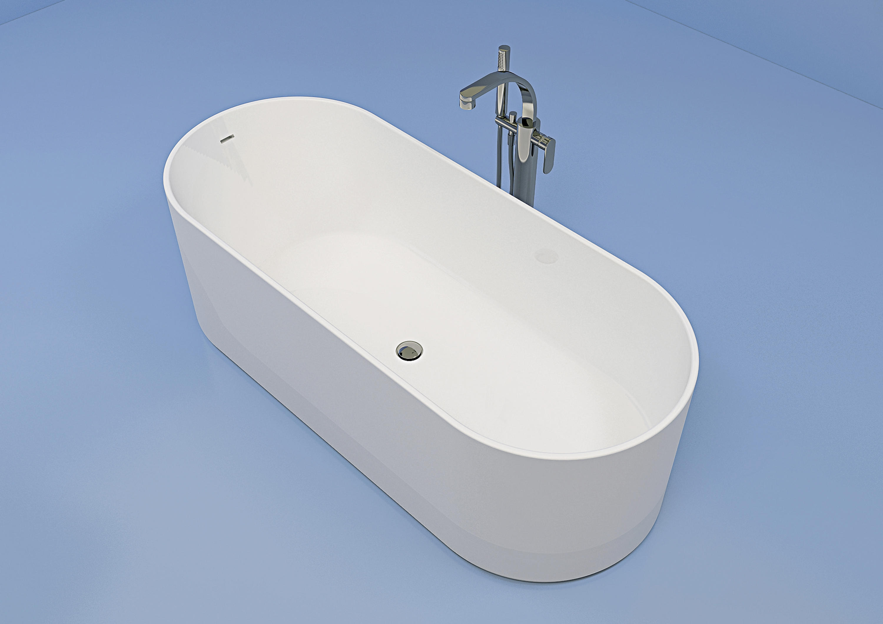 OVAL - Free-standing baths from Ceramica Flaminia | Architonic