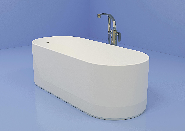 Vasca Da Bagno Flaminia : Oval vasche ceramica flaminia architonic