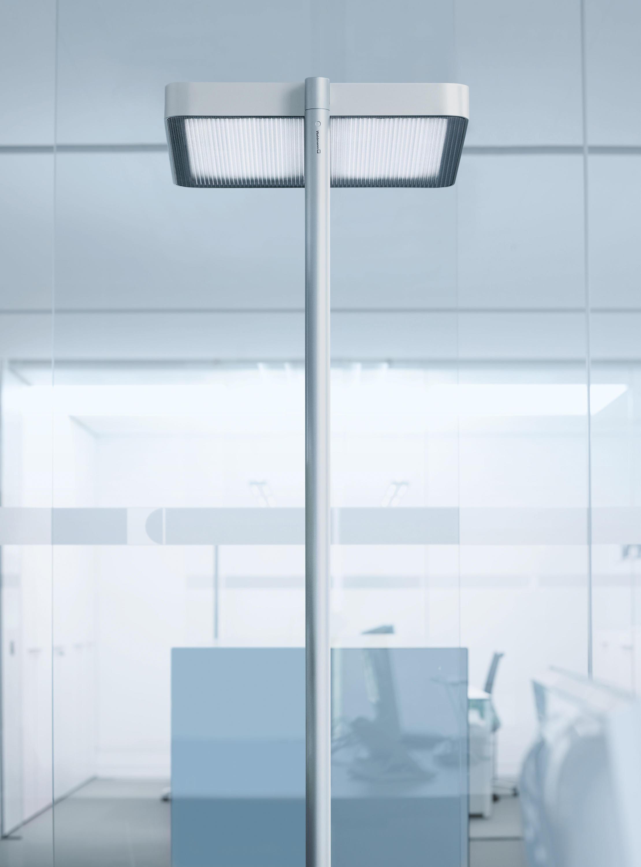 ATARO LED STEHLEUCHTE - Allgemeinbeleuchtung von H. Waldmann ...