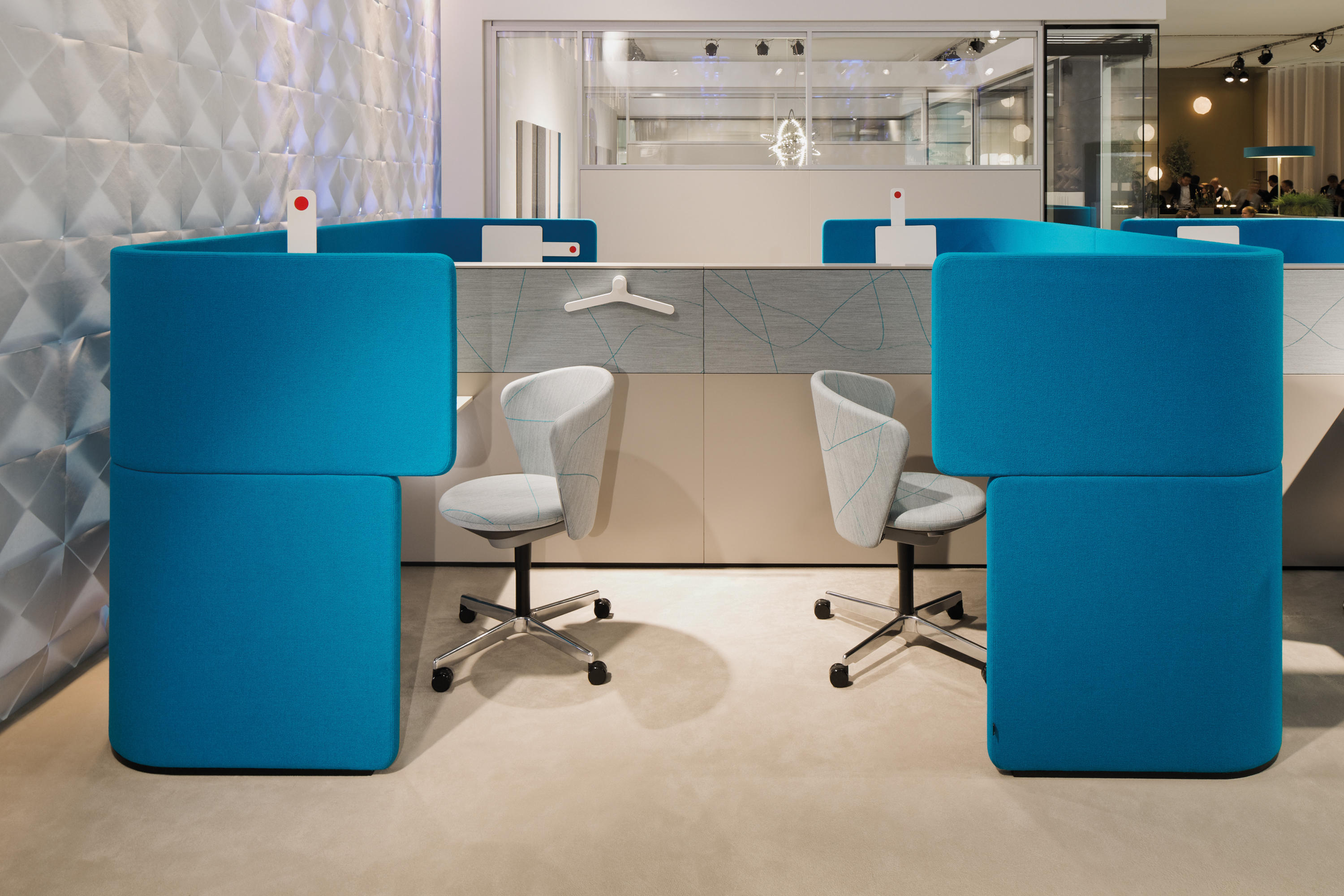 DOCKLANDS | DOCK-IN BAY - Space dividers from Bene | Architonic
