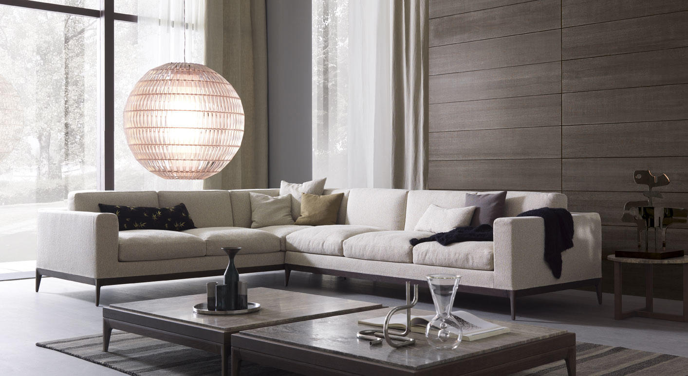 Antibes sofas from misura emme architonic for Sofa wohnzimmer