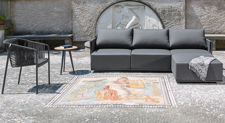 Suite cantilever chair garden chairs from fischer m bel for Mobel fischer