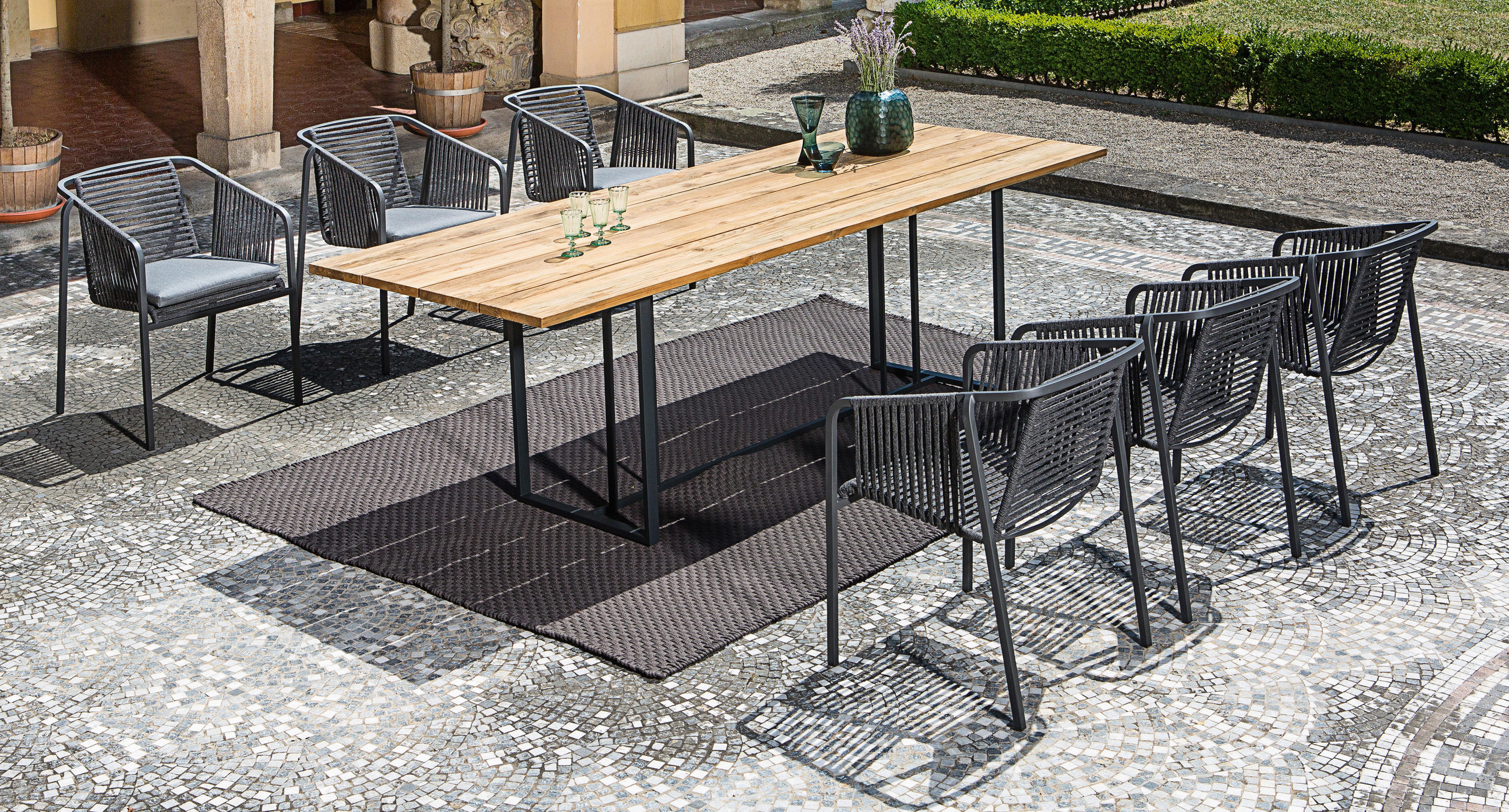 SUITE CANTILEVER CHAIR - Garden chairs from Fischer Möbel   Architonic