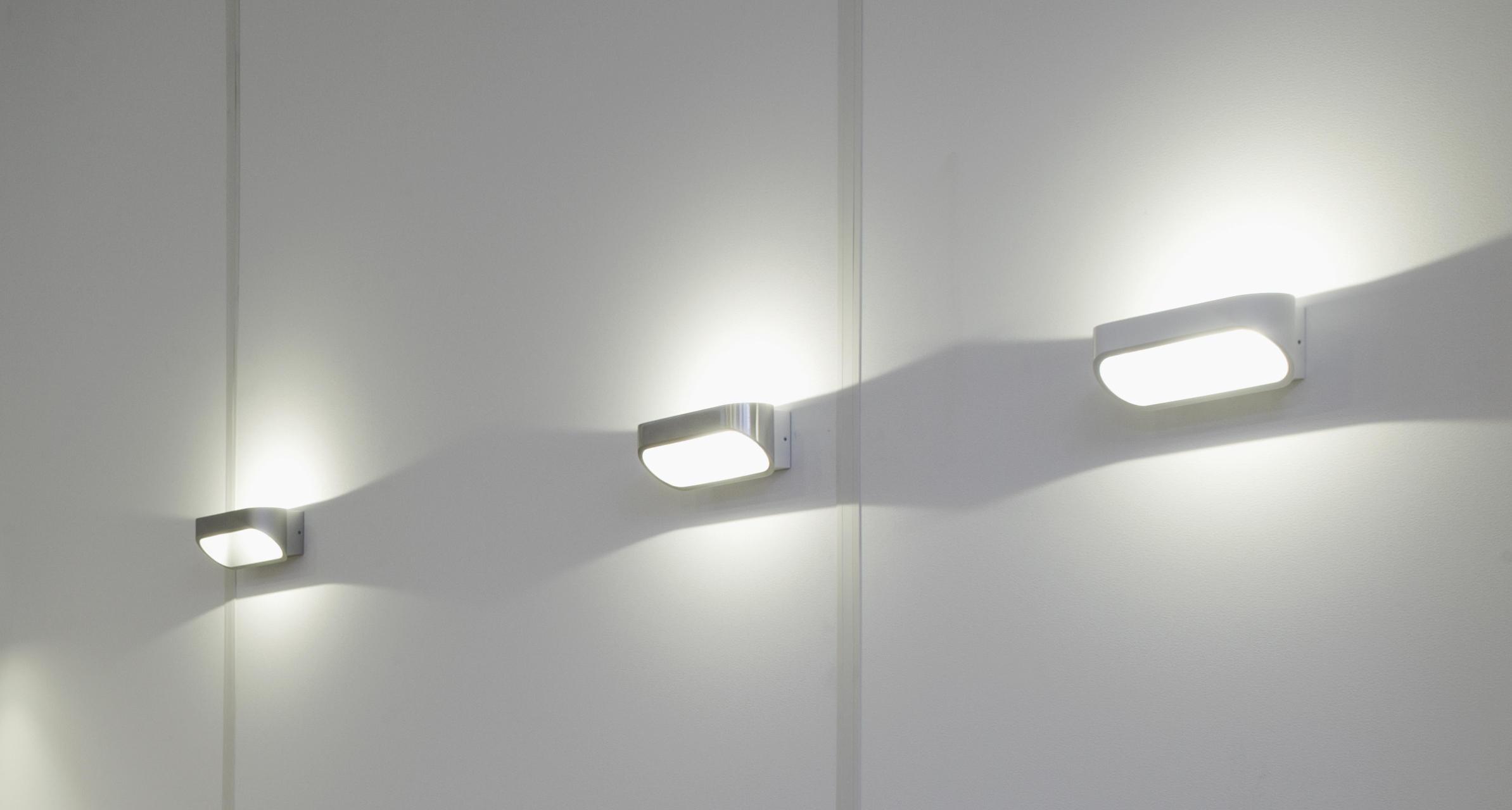 bo led wandleuchte allgemeinbeleuchtung von unex architonic. Black Bedroom Furniture Sets. Home Design Ideas