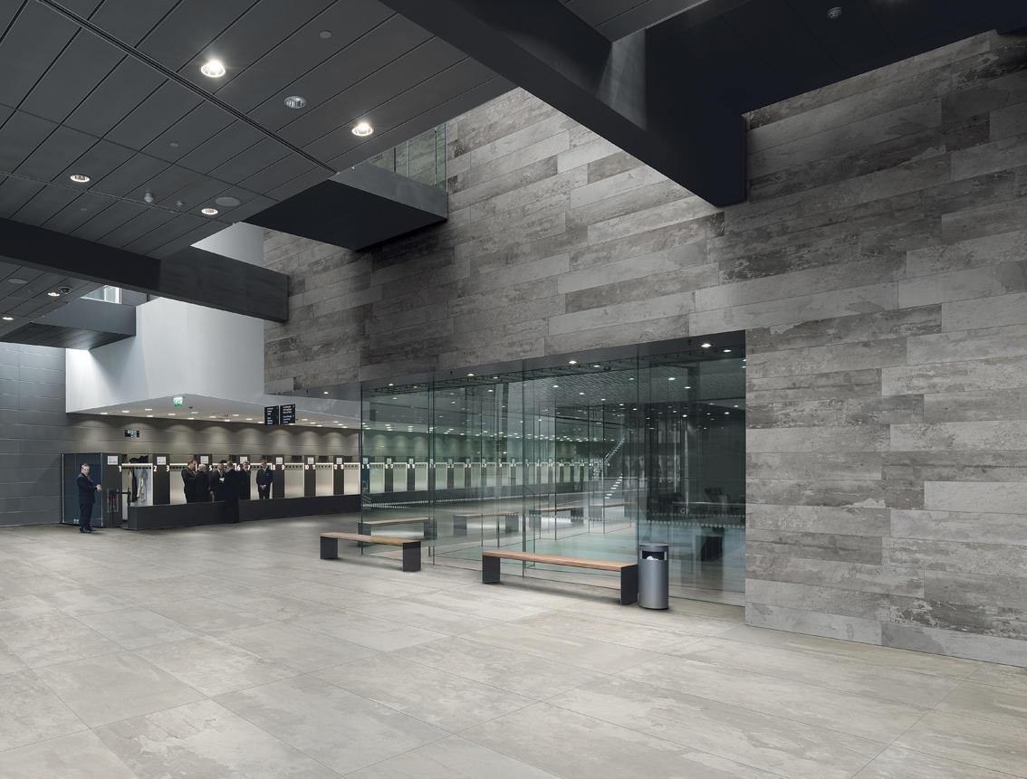 Design industry oxyd dark floor tile floor tiles from refin design industry oxyd dark floor tile by refin doublecrazyfo Choice Image
