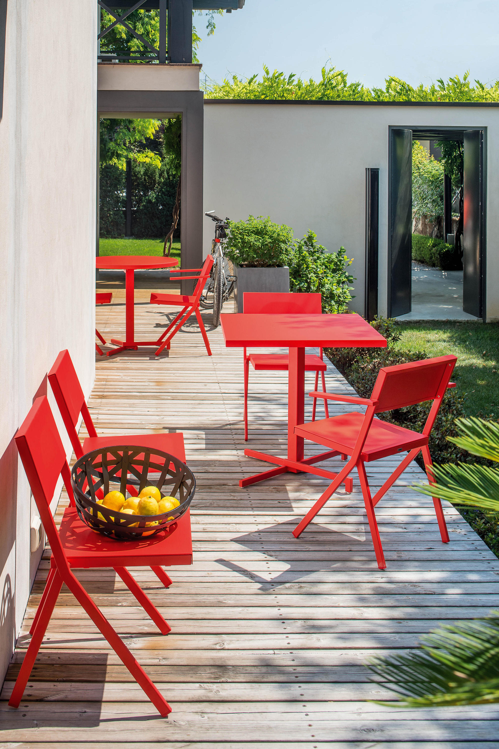 Mia 410 Chairs From Emu Group Architonic