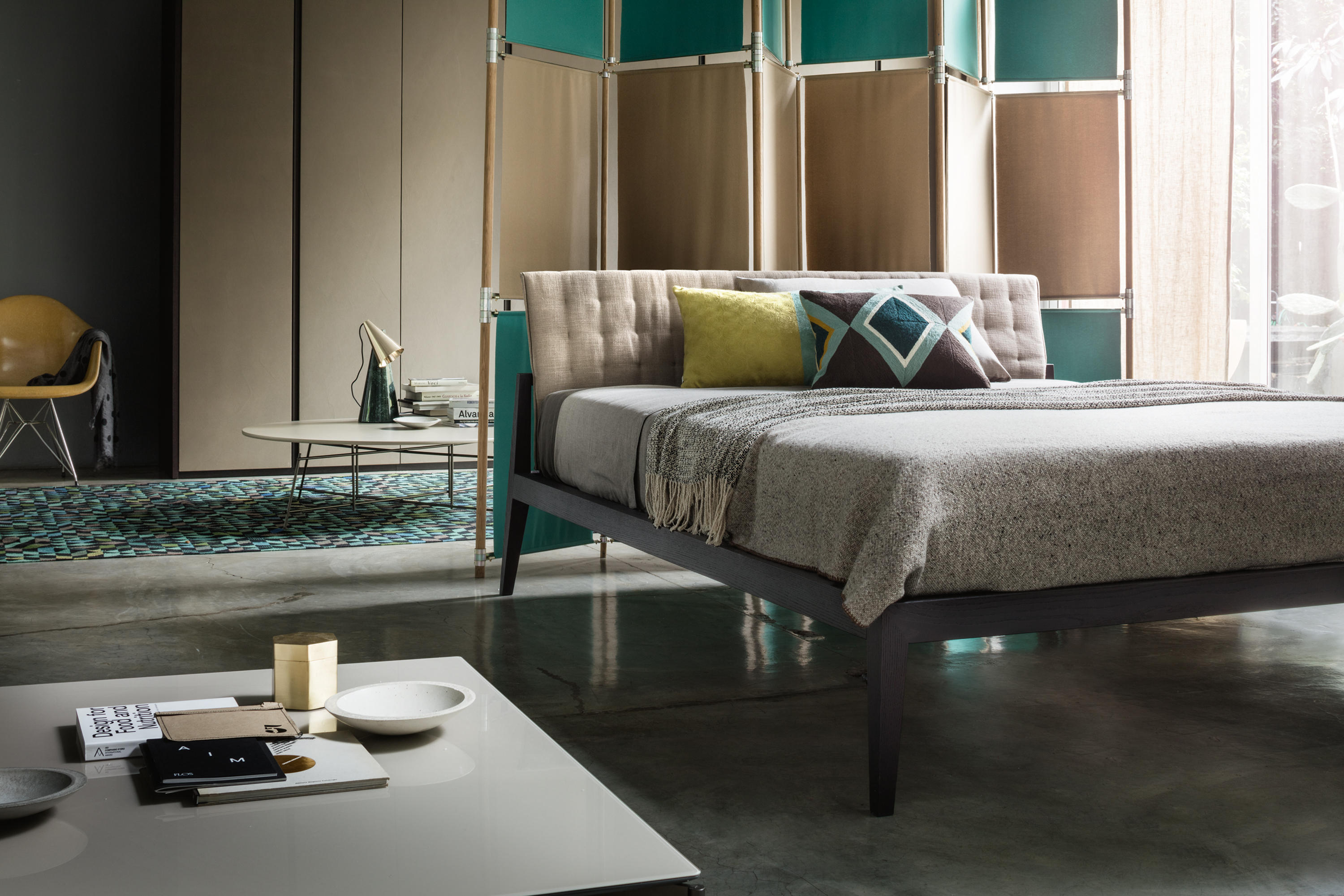 Theo double beds from lema architonic for City meuble catalogue