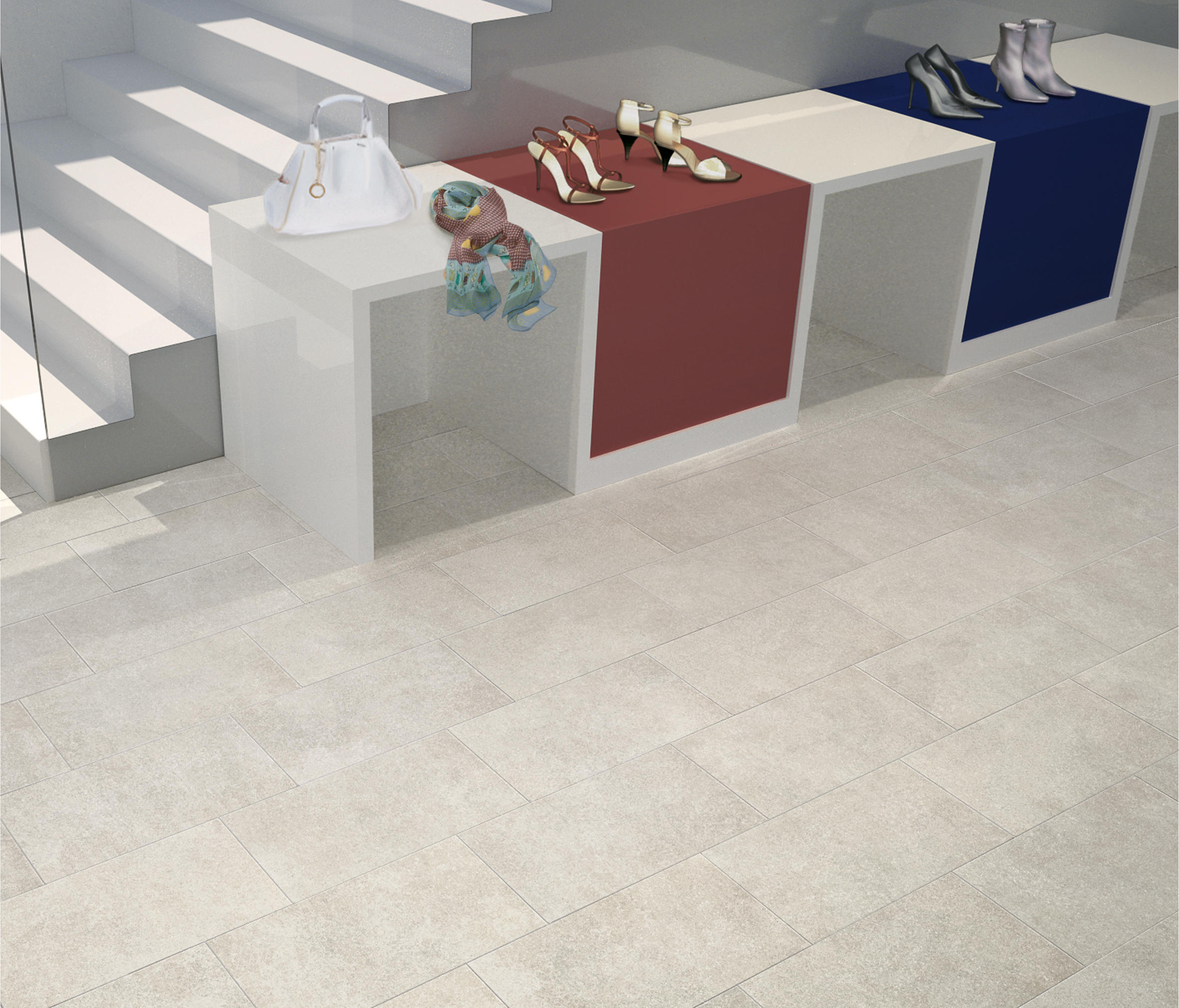 Ccs lithos carrelage pour sol de caesar architonic for Carrelage classe 4