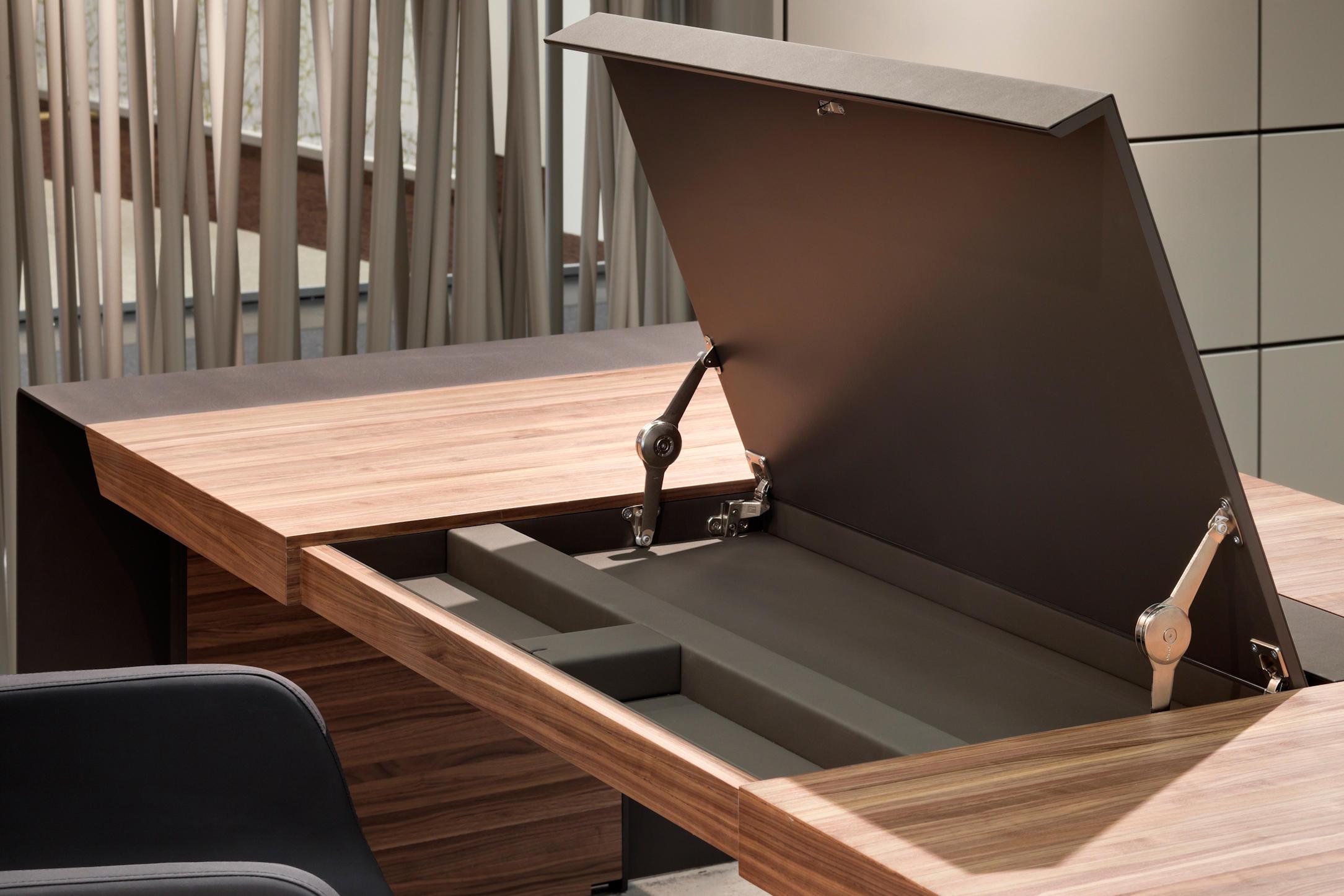 Inno Desks From Nurus Architonic