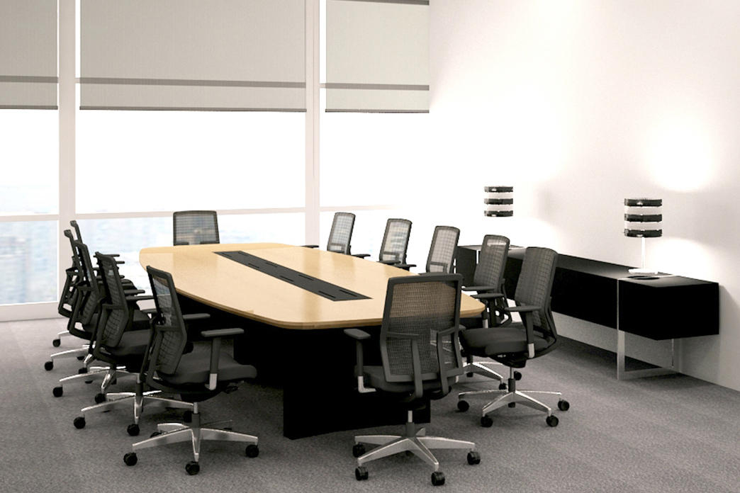 x large meeting table contract tables from nurus architonic
