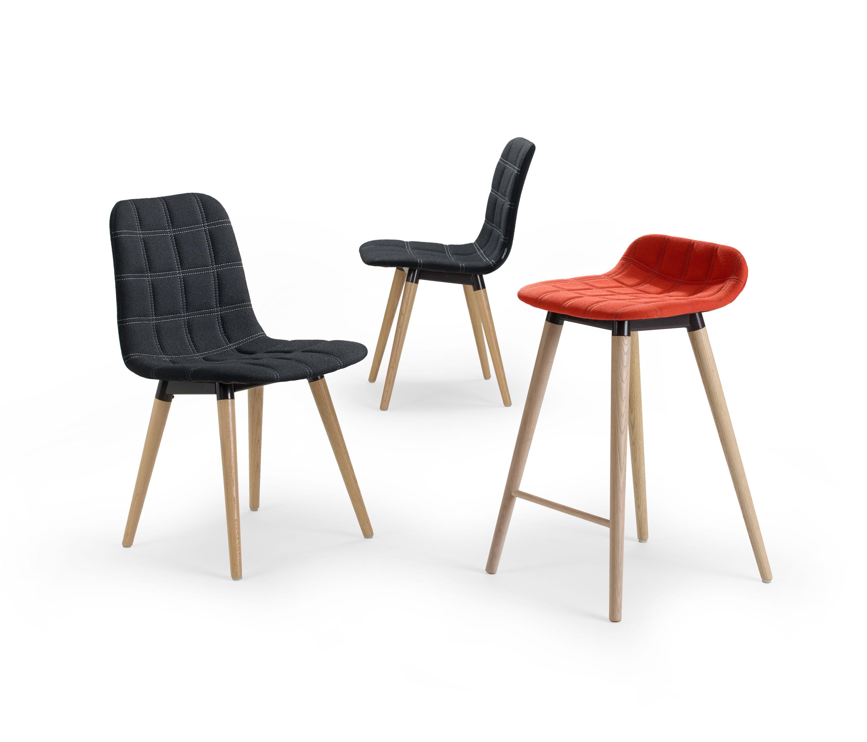 Bop Wood Sillas De Visita De Offecct Architonic # Muebles Bop Concept