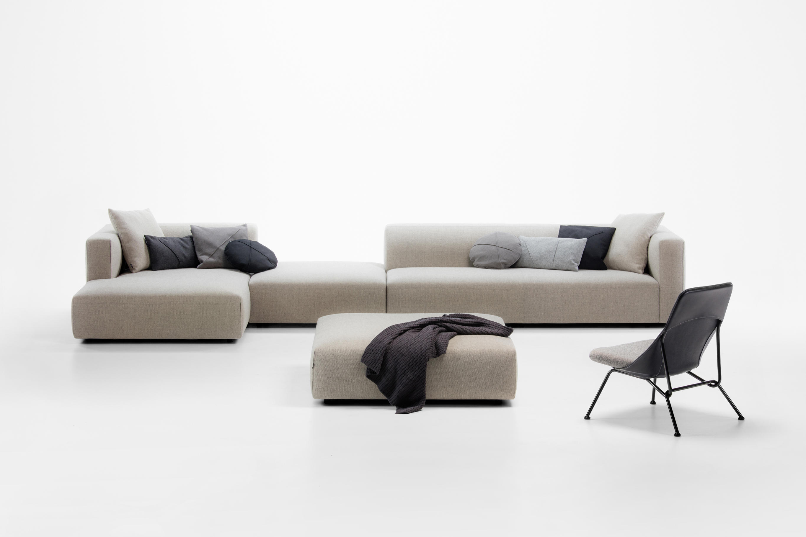 Match Sofa Modular Sofa Systems From Prostoria Architonic