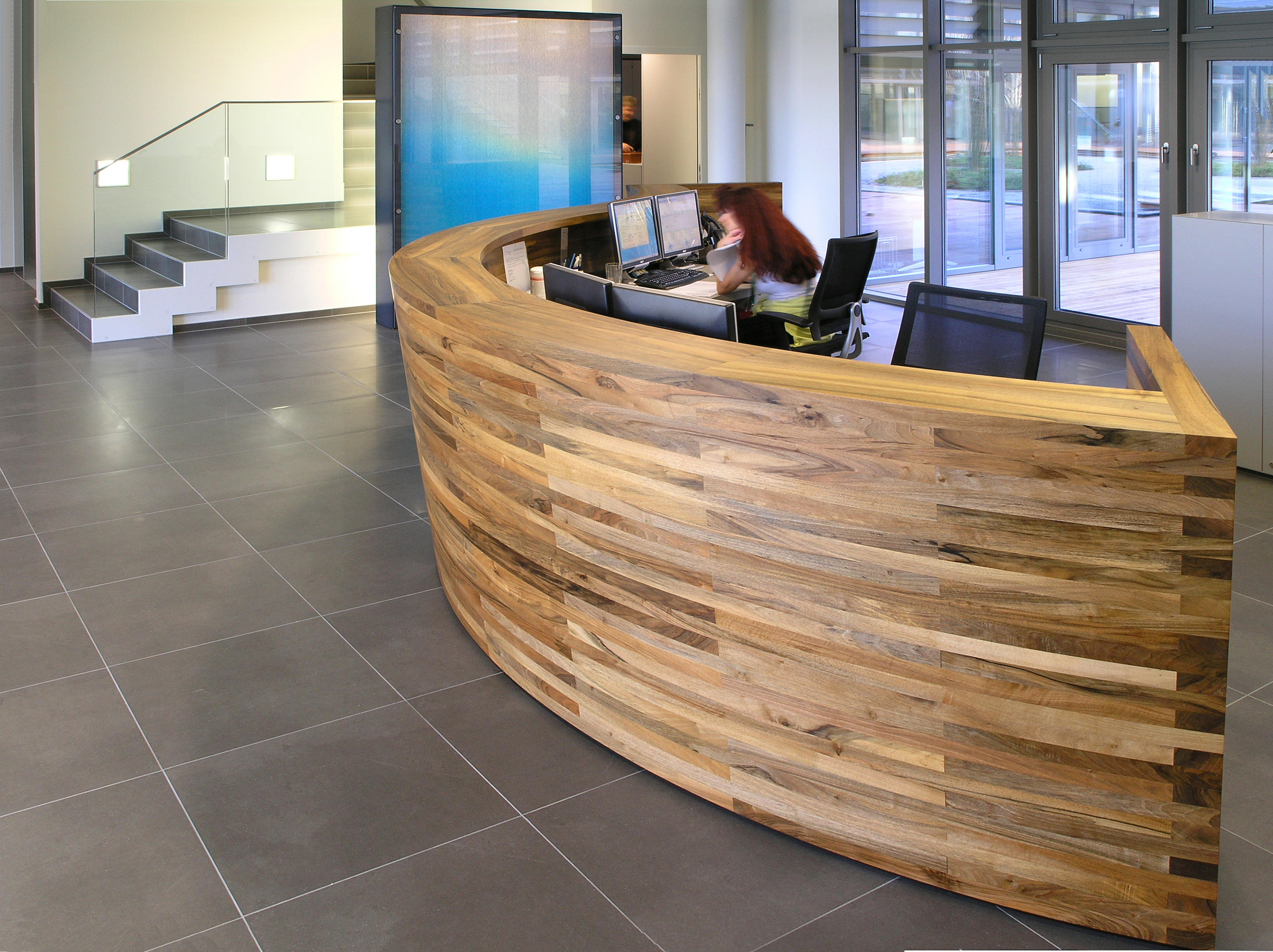IGN. RECEPTION. - Reception desks from Ign. Design.   Architonic