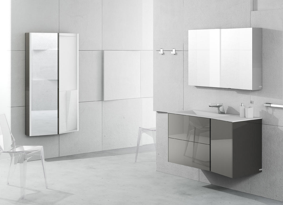 FRACTAL 90 BASE UNIT - Vanity units from SONIA | Architonic