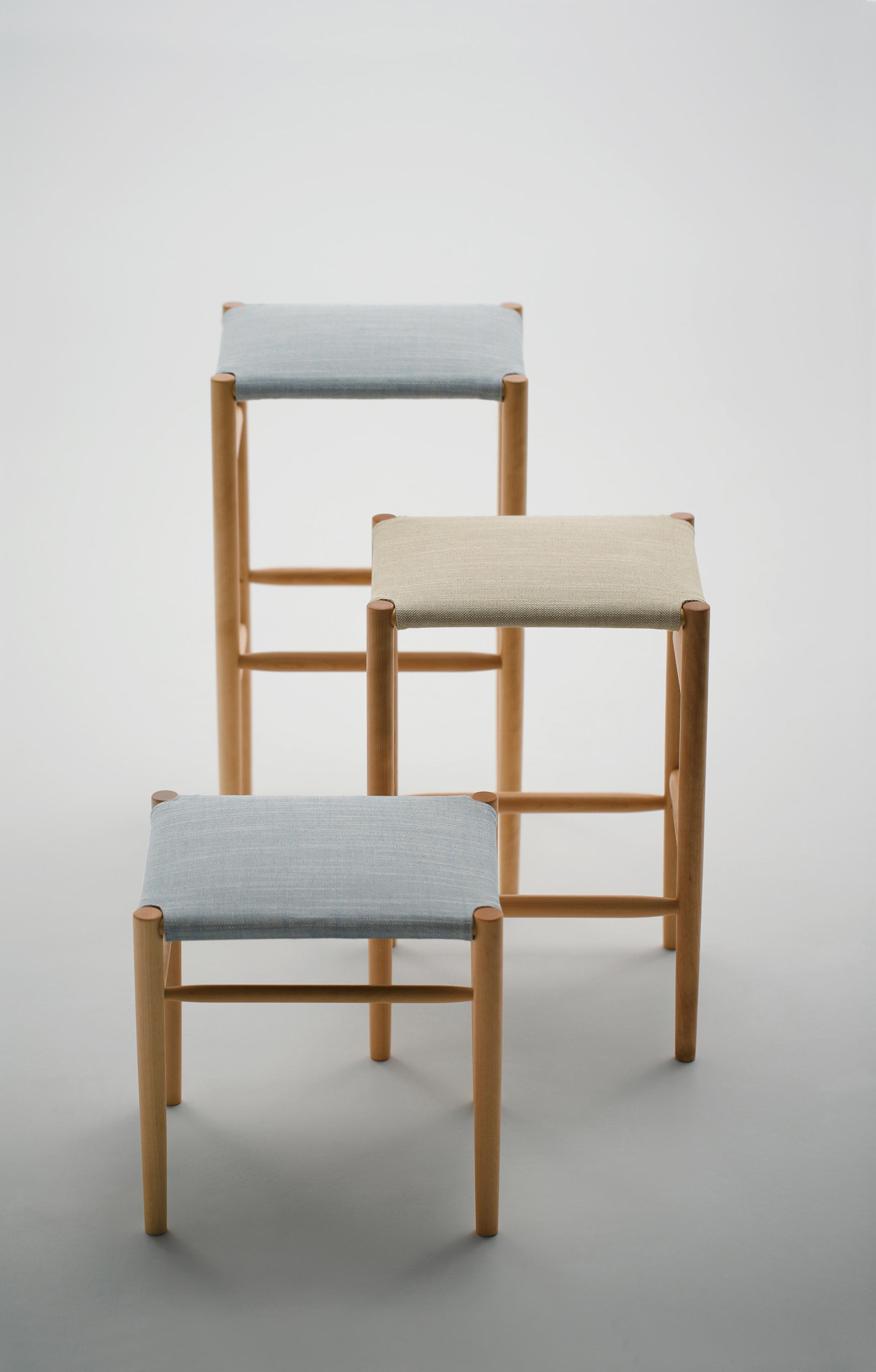 ... Lightwood Arm Chair (Mesh Seat) By MARUNI