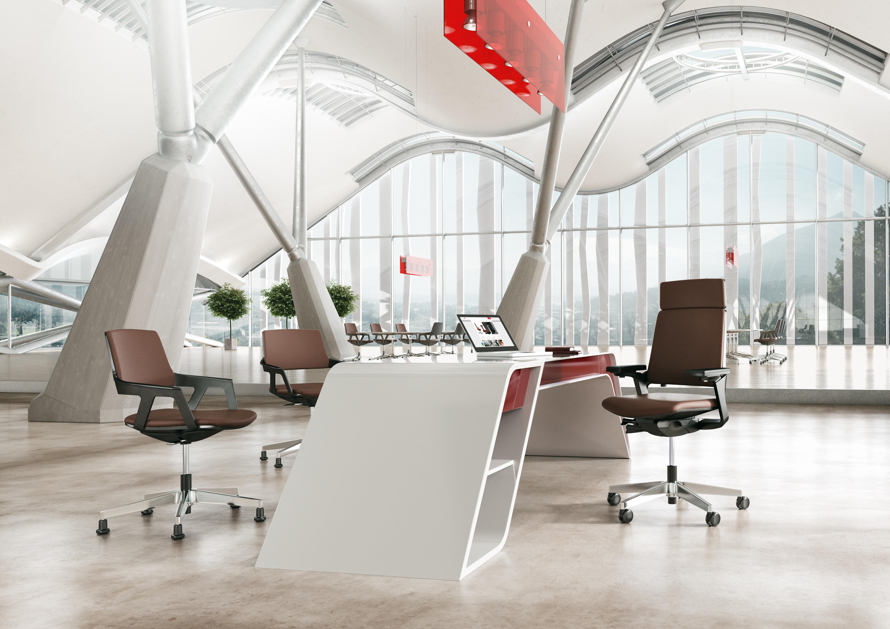 MOVYIS3 13M6 - Task chairs from Interstuhl Büromöbel GmbH & Co. KG ...