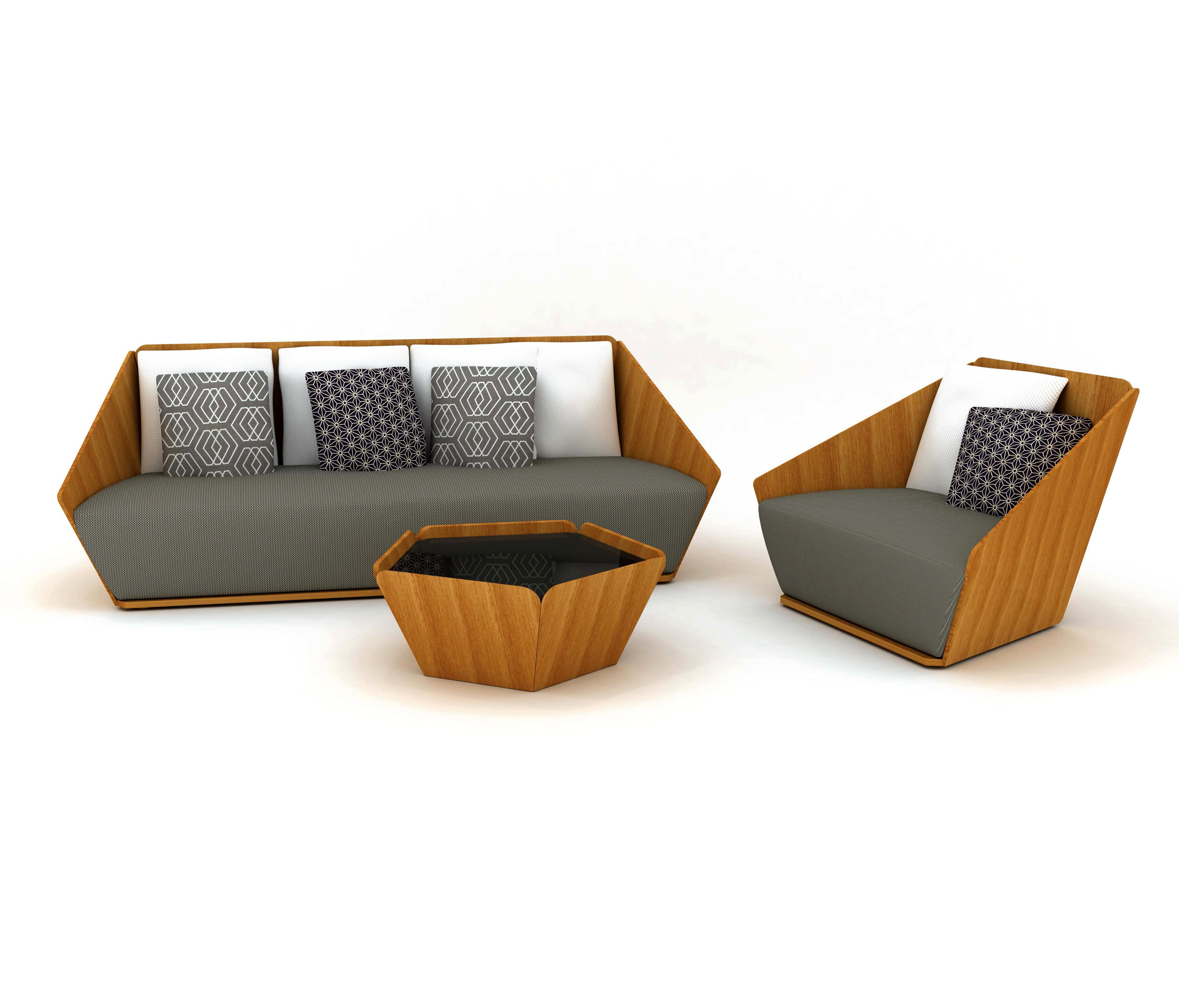ORIGAMI - Sofas from Deesawat | Architonic - photo#38