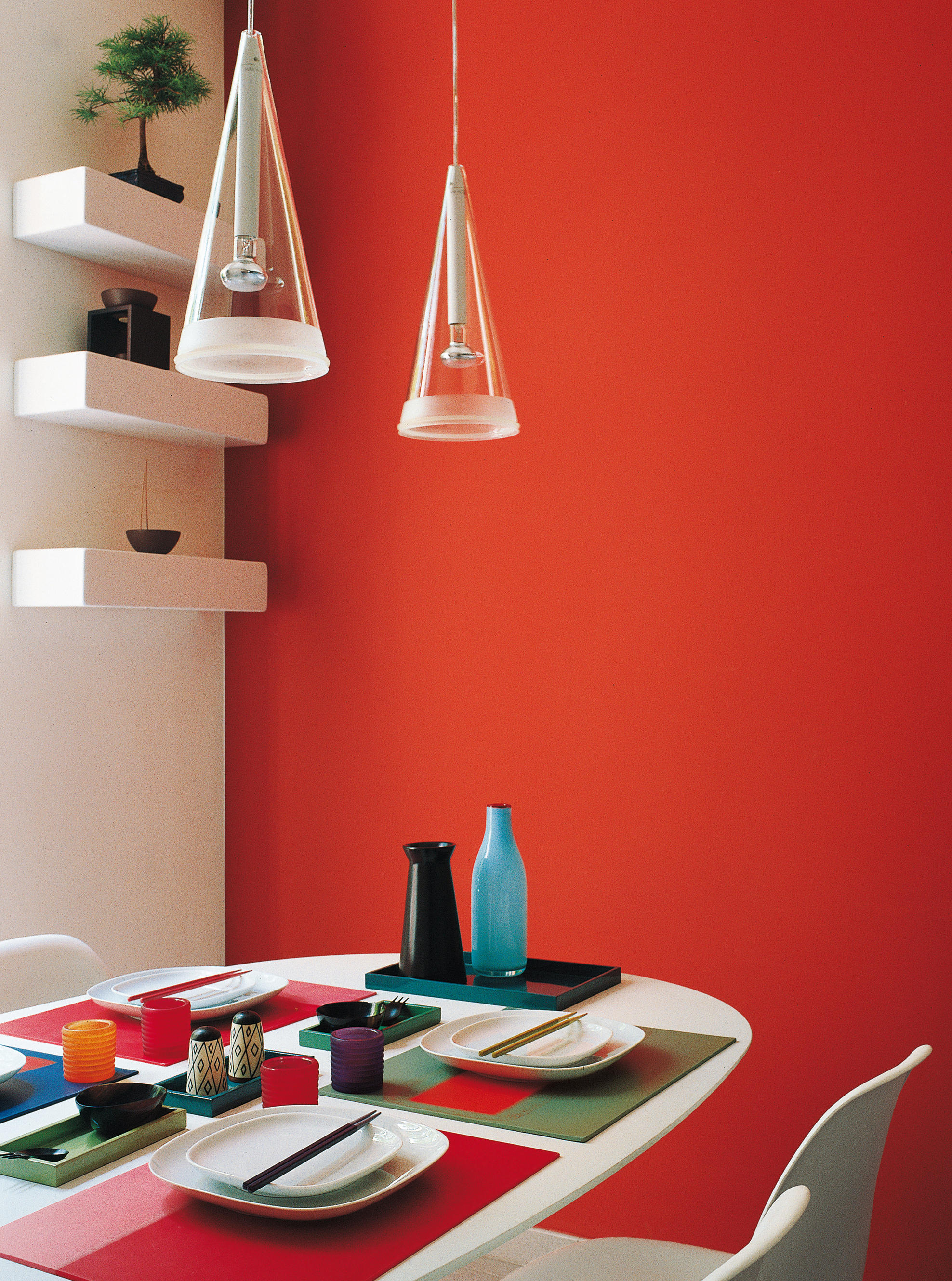 Fucsia 1 Suspended Lights From Flos Architonic