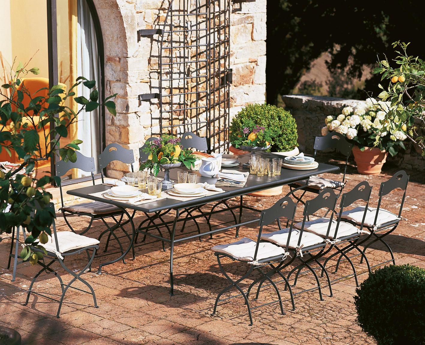 D coration table jardin unopiu 87 boulogne billancourt for Jardin 87