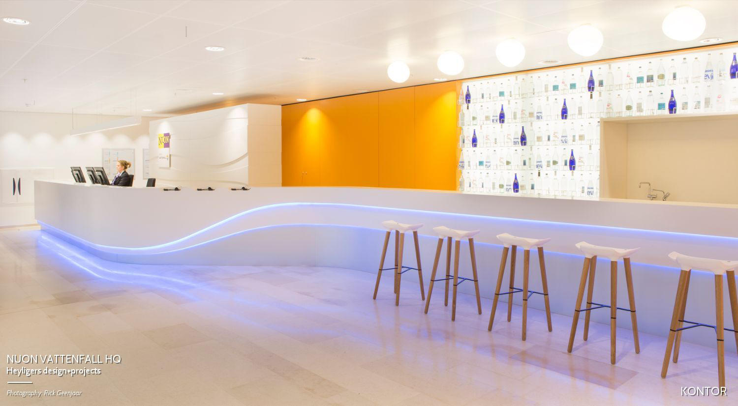 Nuon office heyligers design Office Space Ambient Images Prooff Workspace Furniture Design Shaping The Future Of Work Pilot Bar Stool Bar Stools From Quinze Milan Architonic