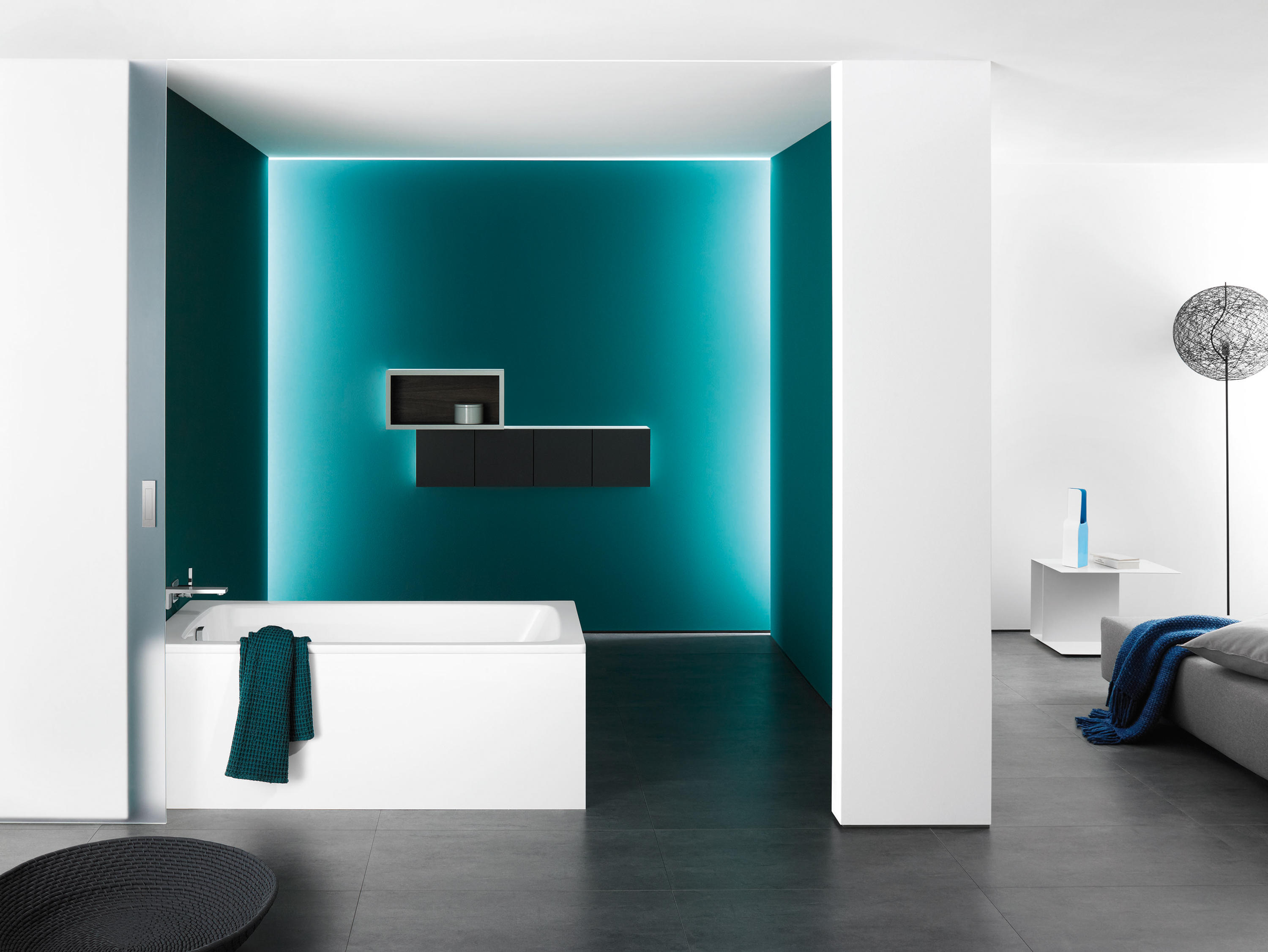 Cayono Duo Bathtubs From Kaldewei Architonic