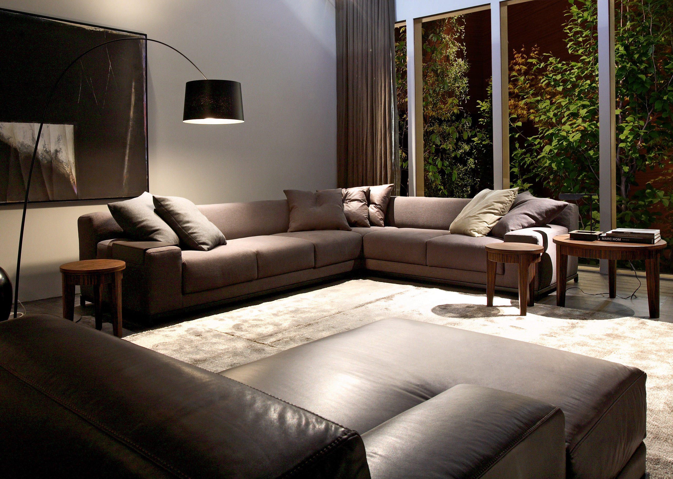 frieman modular sofa lounge sofas from meridiani. Black Bedroom Furniture Sets. Home Design Ideas