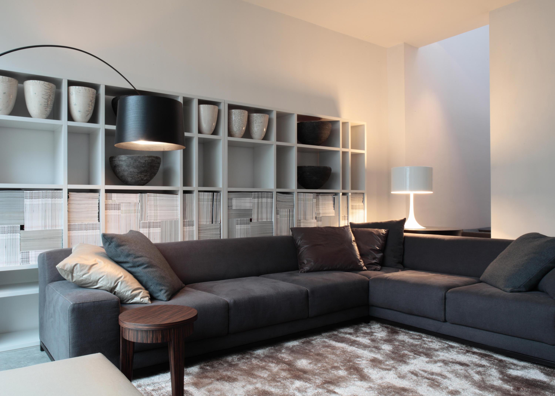Frieman modular divano divani lounge meridiani architonic for Catalogo meridiani