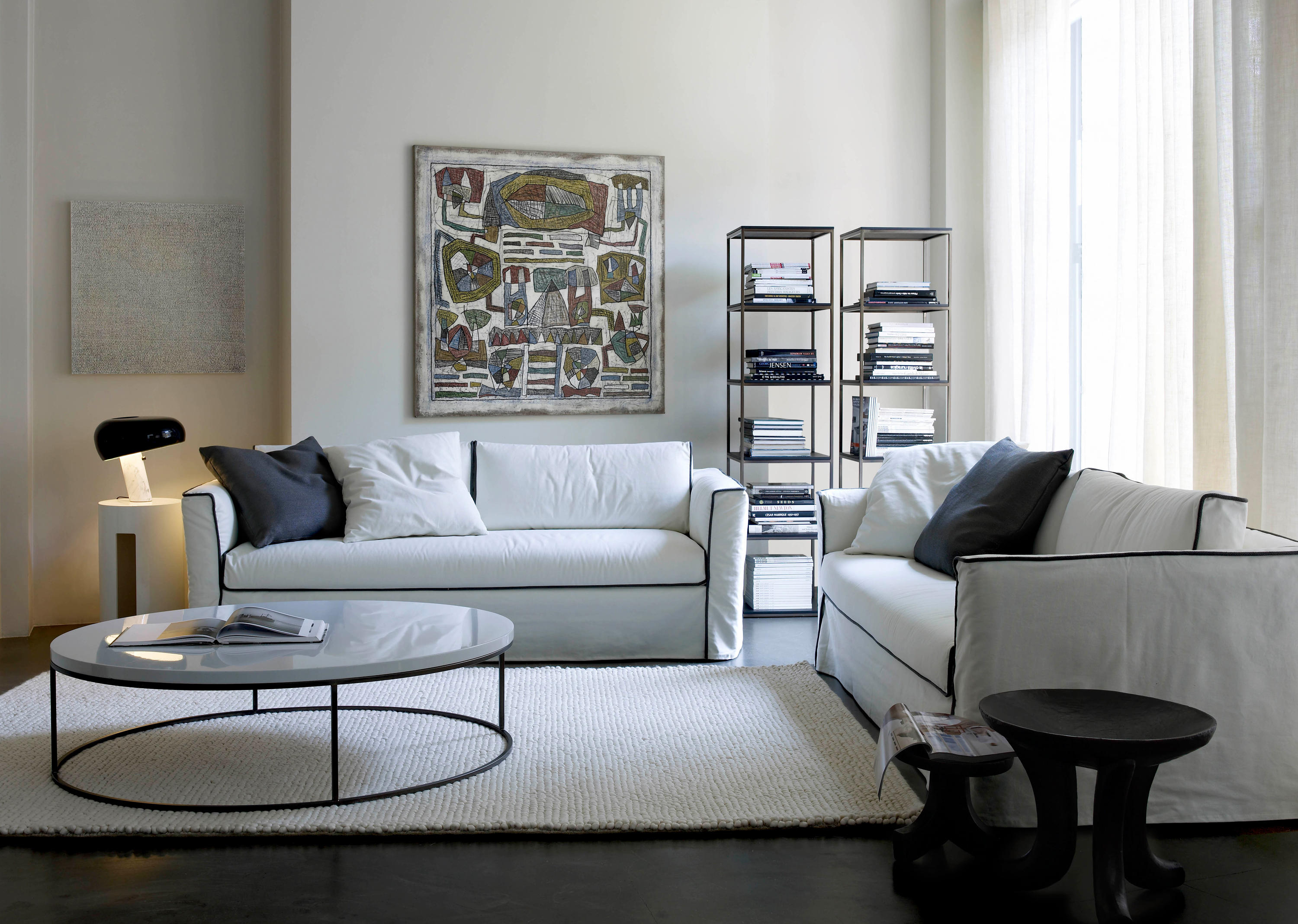 Law Sofa Bed Sofas From Meridiani Architonic
