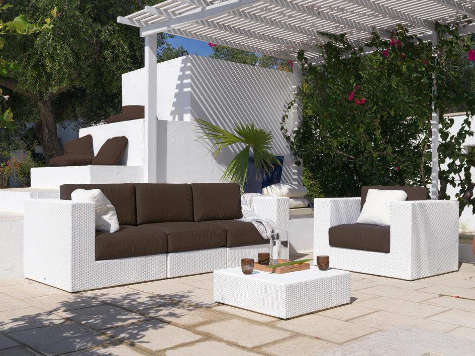 Sunlace Modular Seating  Garden Sofas From Unopi  Architonic