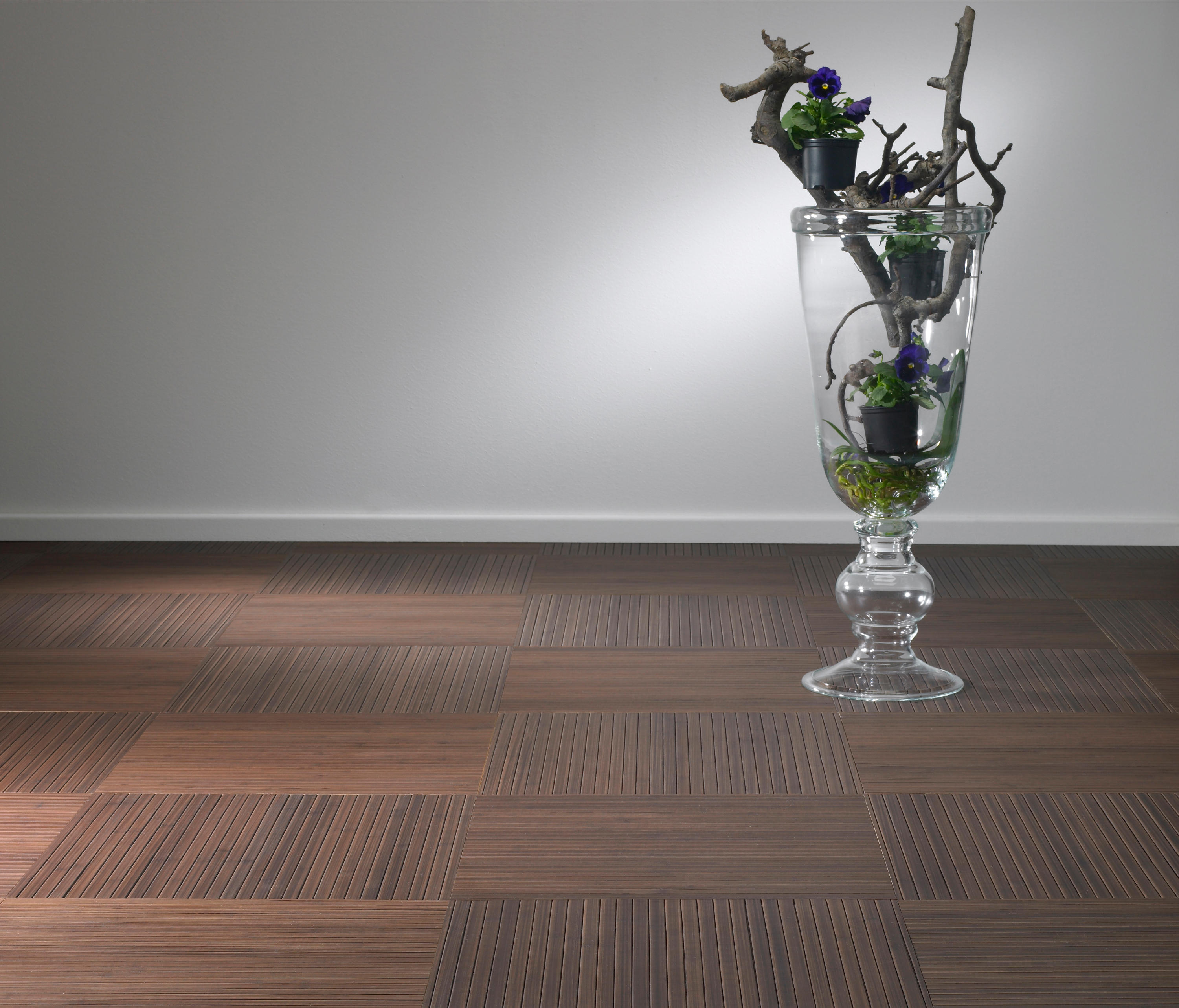 UNIBAMBOO PLAINPRESSED BLACK Bamboo flooring from MOSO bamboo