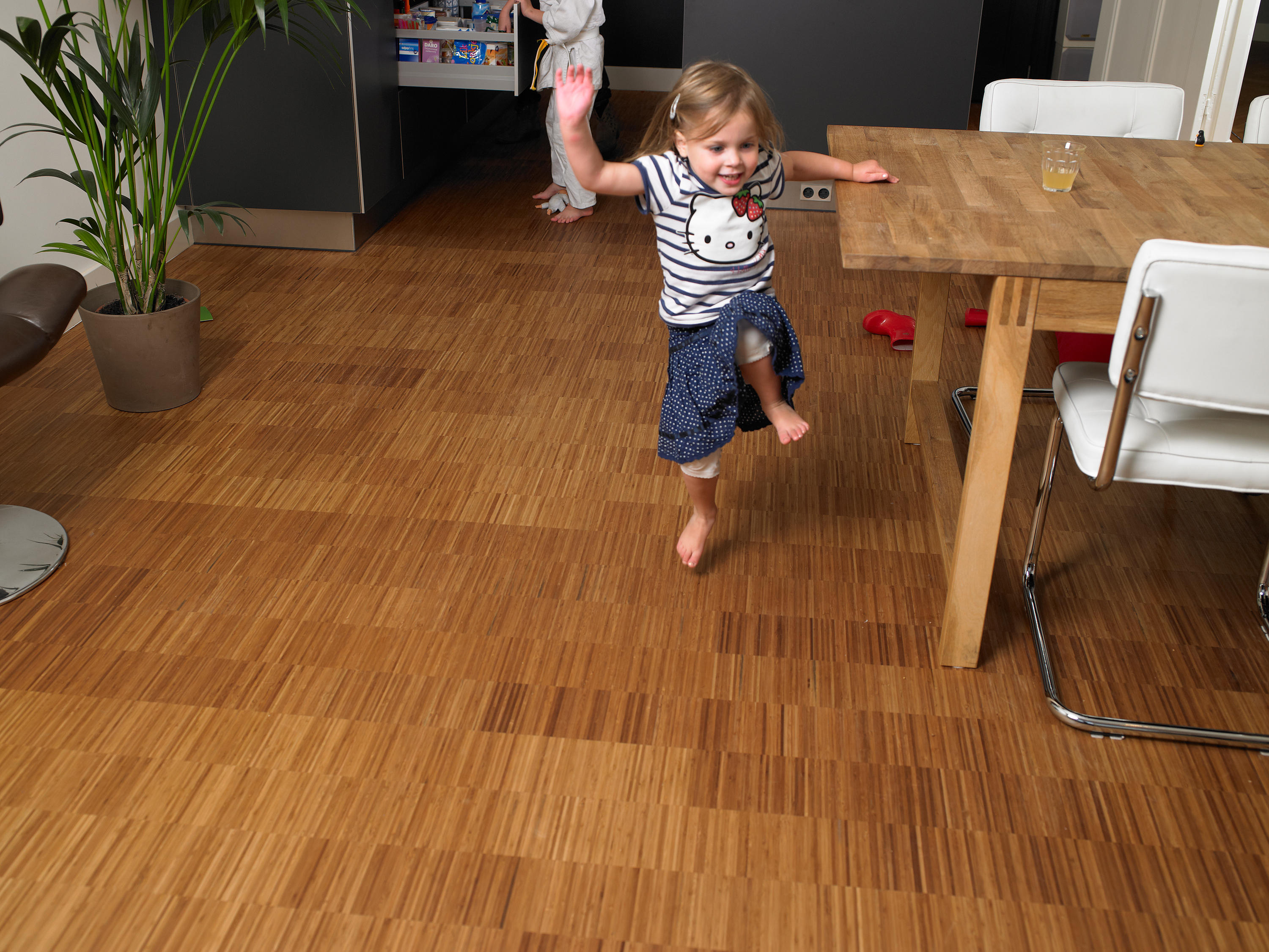 BAMBOO INDUSTRIALE CARAMEL Bamboo flooring from MOSO bamboo