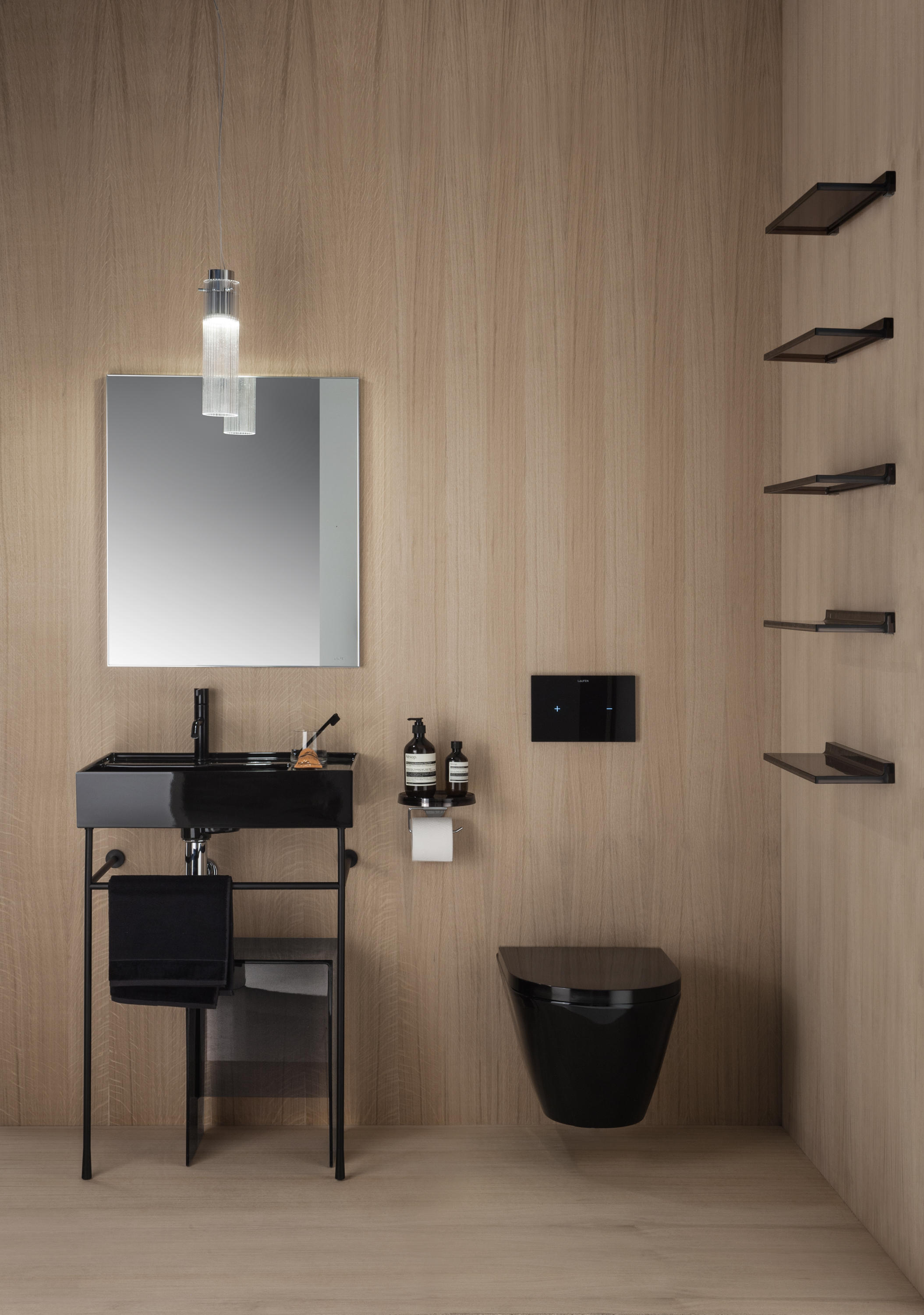 kartell by laufen waschtischunterbau. Black Bedroom Furniture Sets. Home Design Ideas