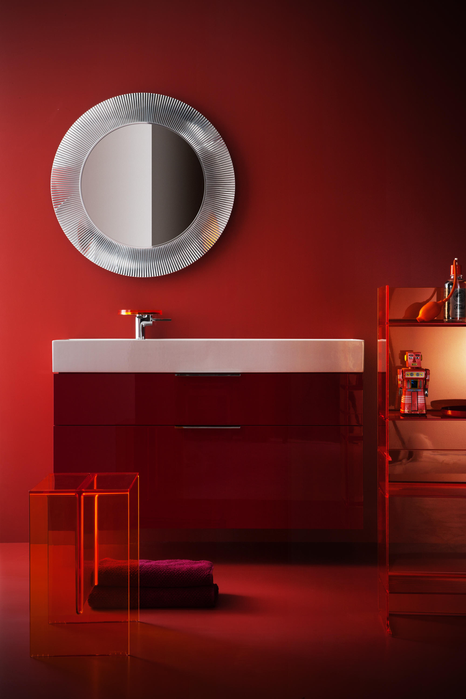 Meuble Salle De Bain Kartell ~ kartell by laufen l ment de tiroir meubles sous lavabo de