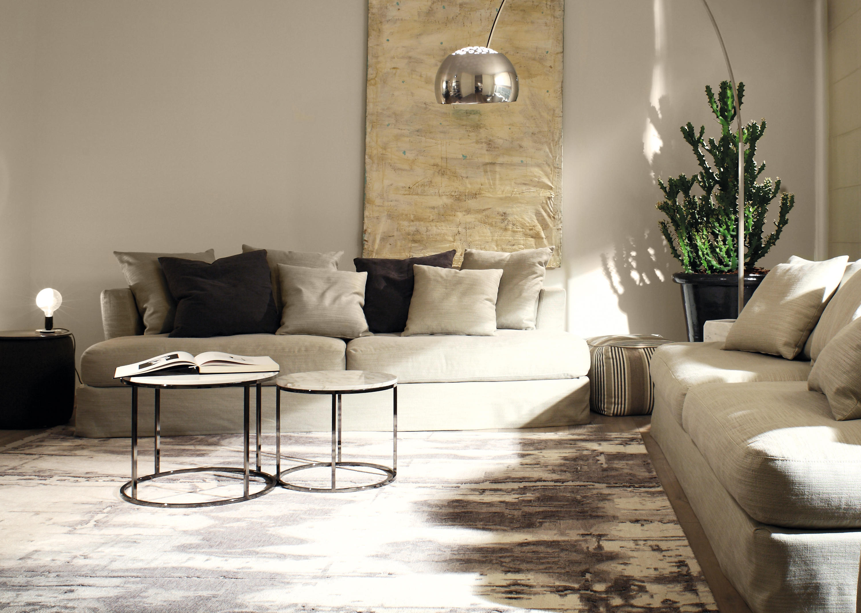 Blom Low Table Coffee Tables From Meridiani Architonic