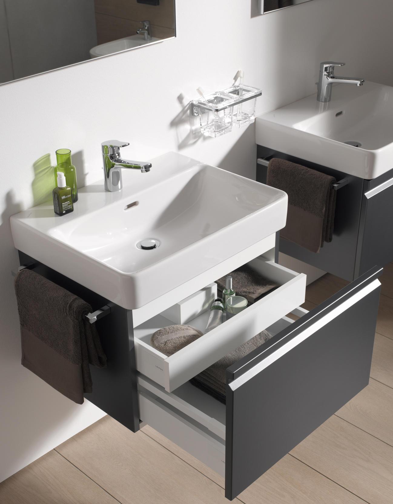 laufen pro s waschtischunterbau waschtischunterschr nke von laufen architonic. Black Bedroom Furniture Sets. Home Design Ideas