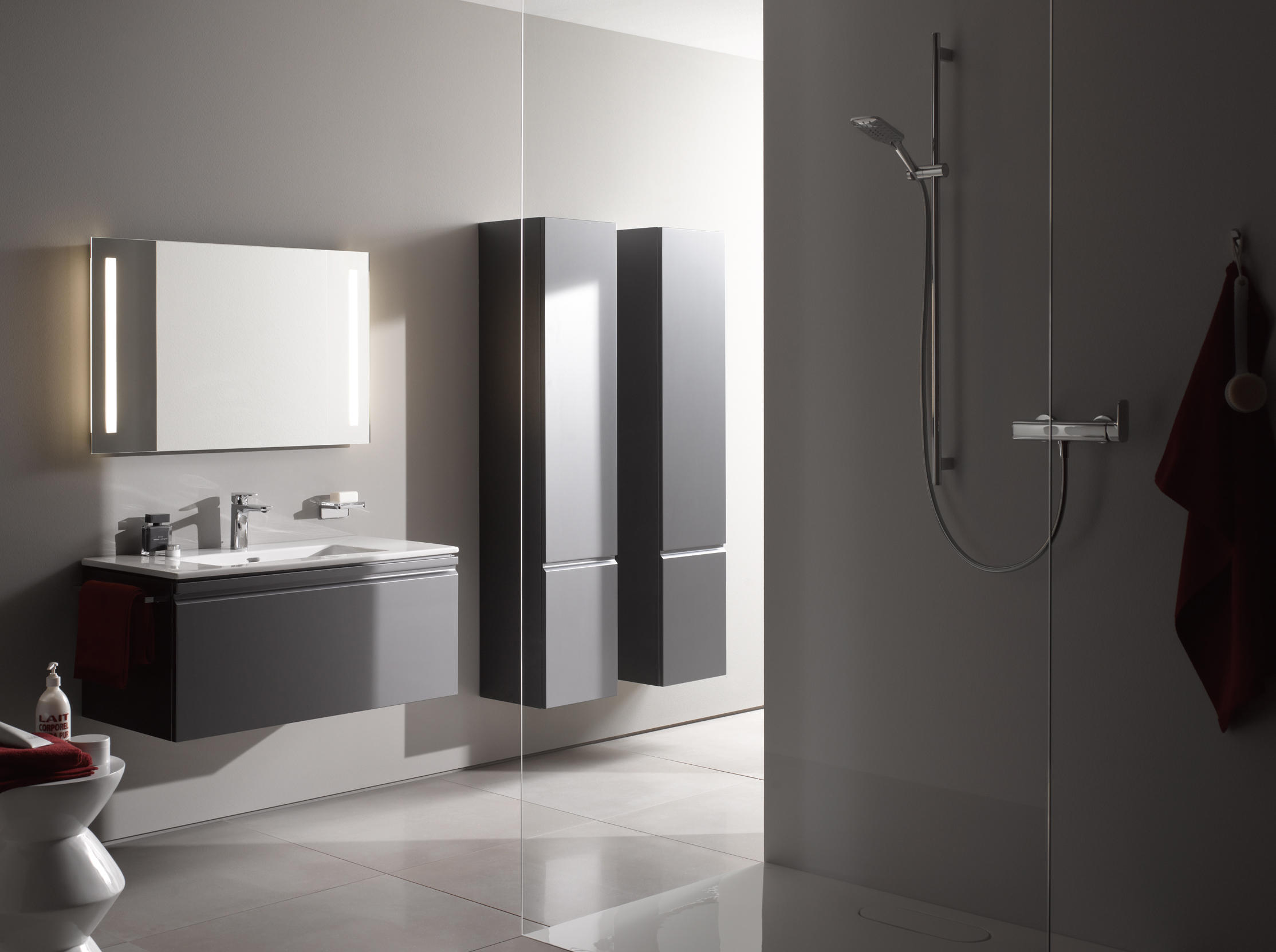 laufen pro s meuble sous lavabo meubles sous lavabo de laufen architonic. Black Bedroom Furniture Sets. Home Design Ideas