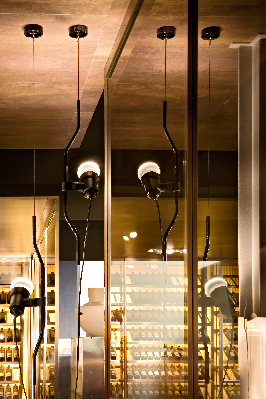 Parentesi parentesi dimmer illuminazione generale flos for Flos illuminazione