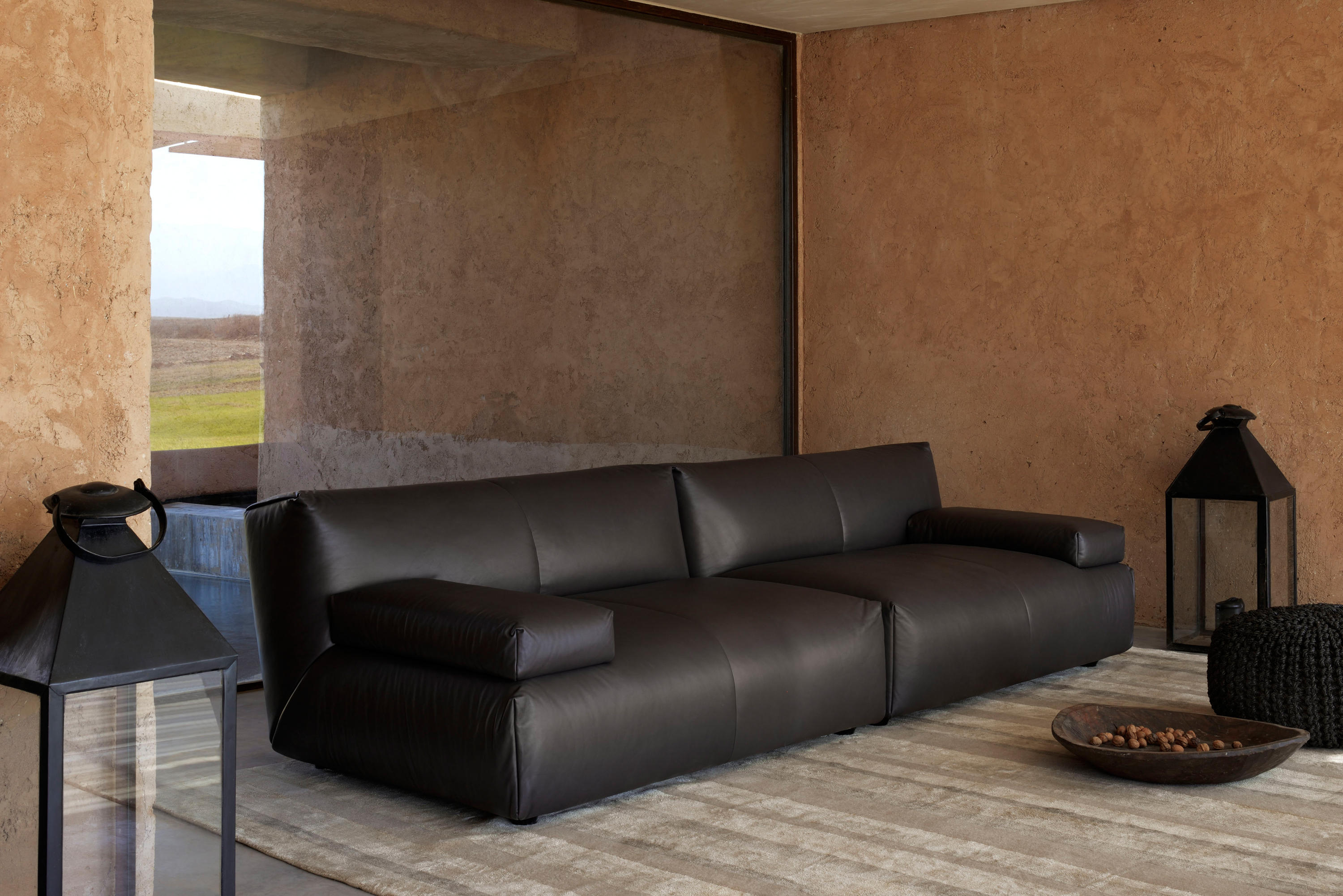 Agadir Sectional Sofa Sofas From Fendi Casa Architonic